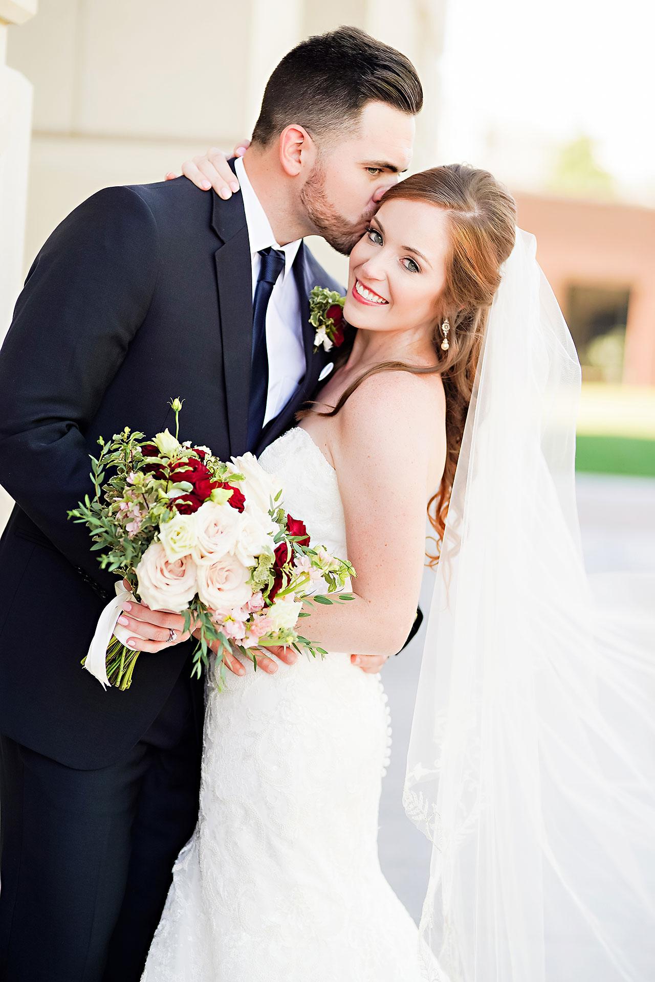 Callie Josh Ritz Charles Garden Pavilion Carmel Indiana Wedding 134