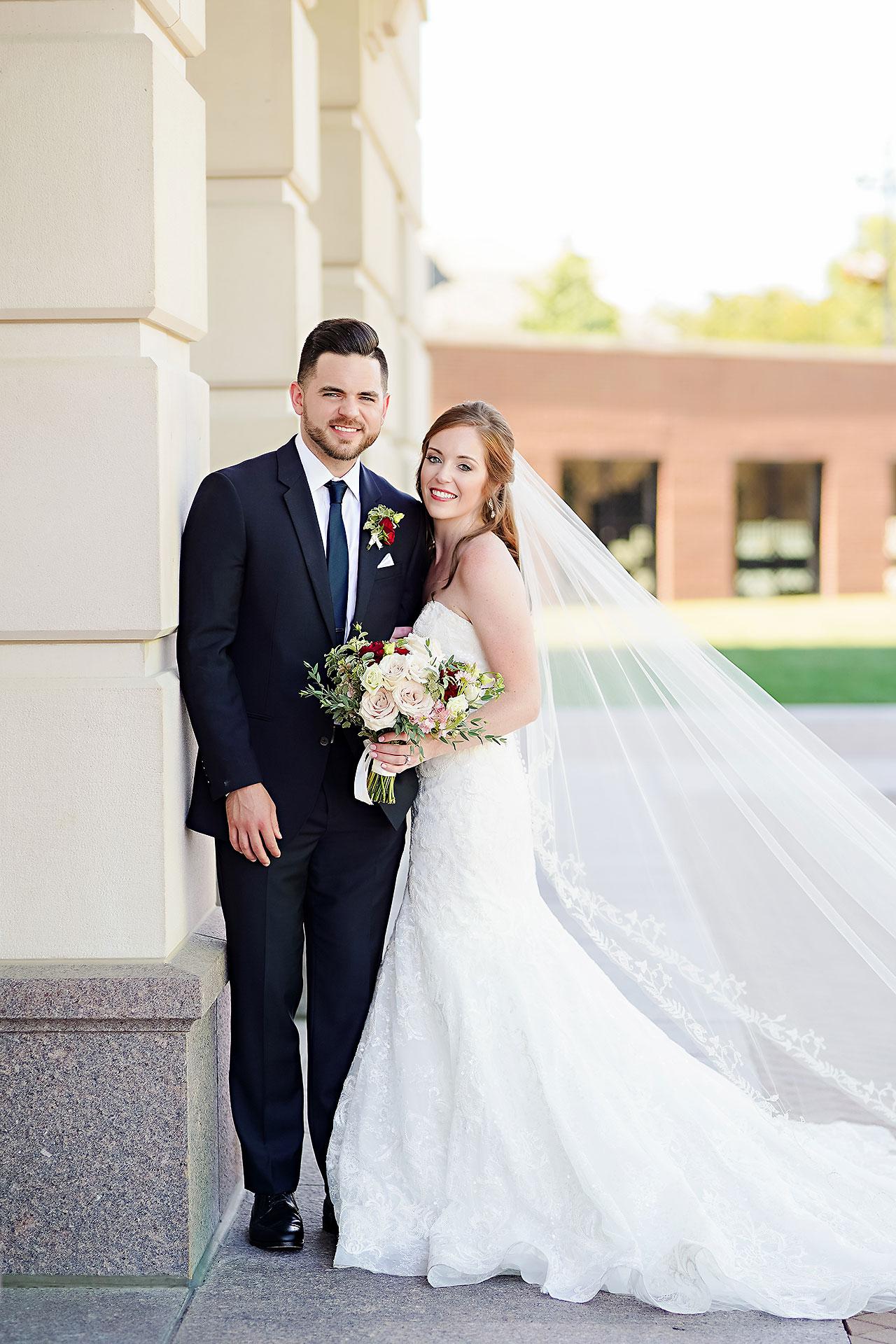 Callie Josh Ritz Charles Garden Pavilion Carmel Indiana Wedding 131