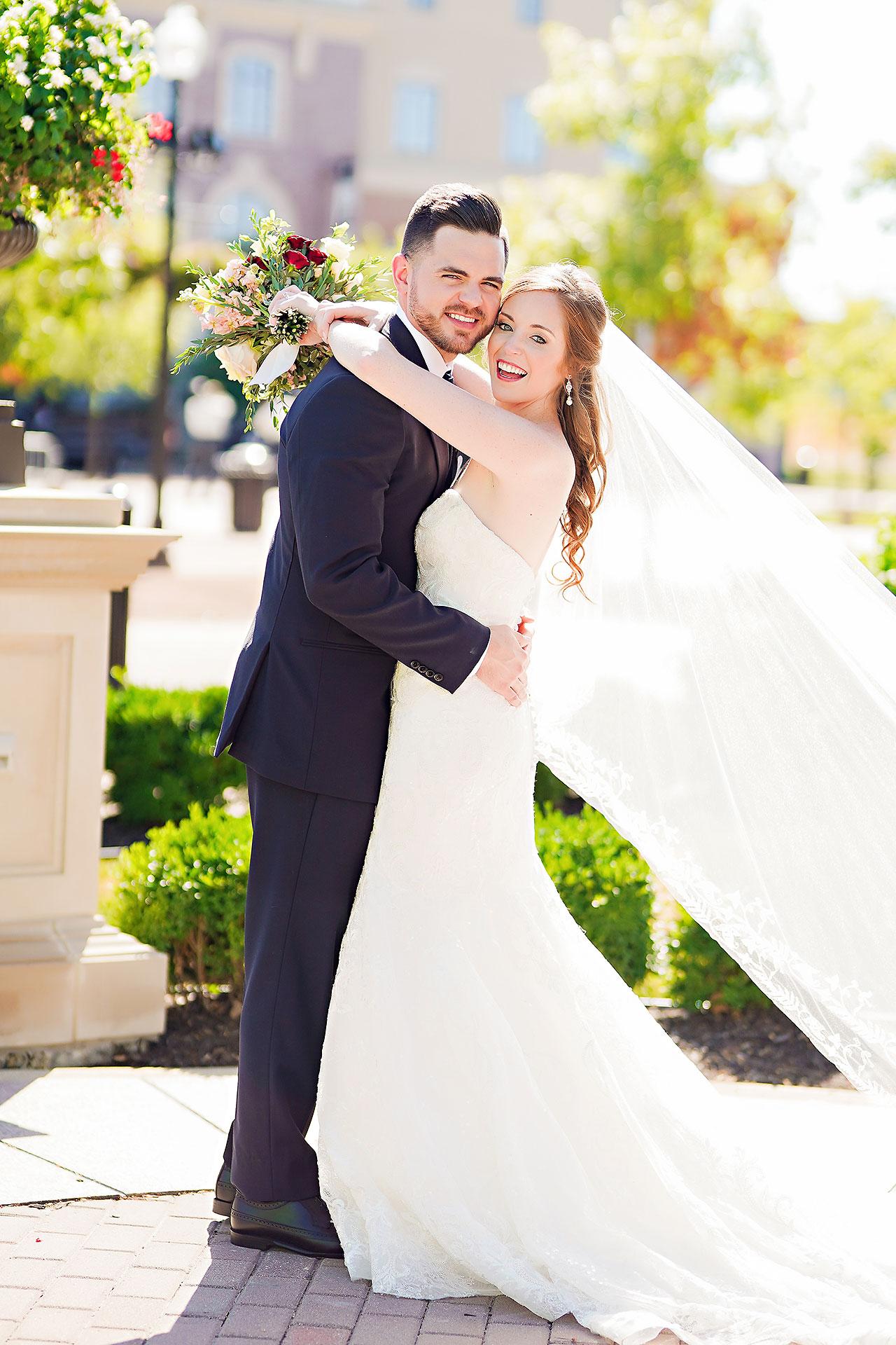 Callie Josh Ritz Charles Garden Pavilion Carmel Indiana Wedding 126