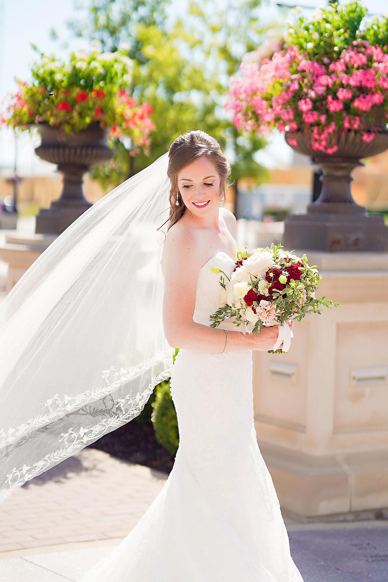 Callie Josh Ritz Charles Garden Pavilion Carmel Indiana Wedding 124