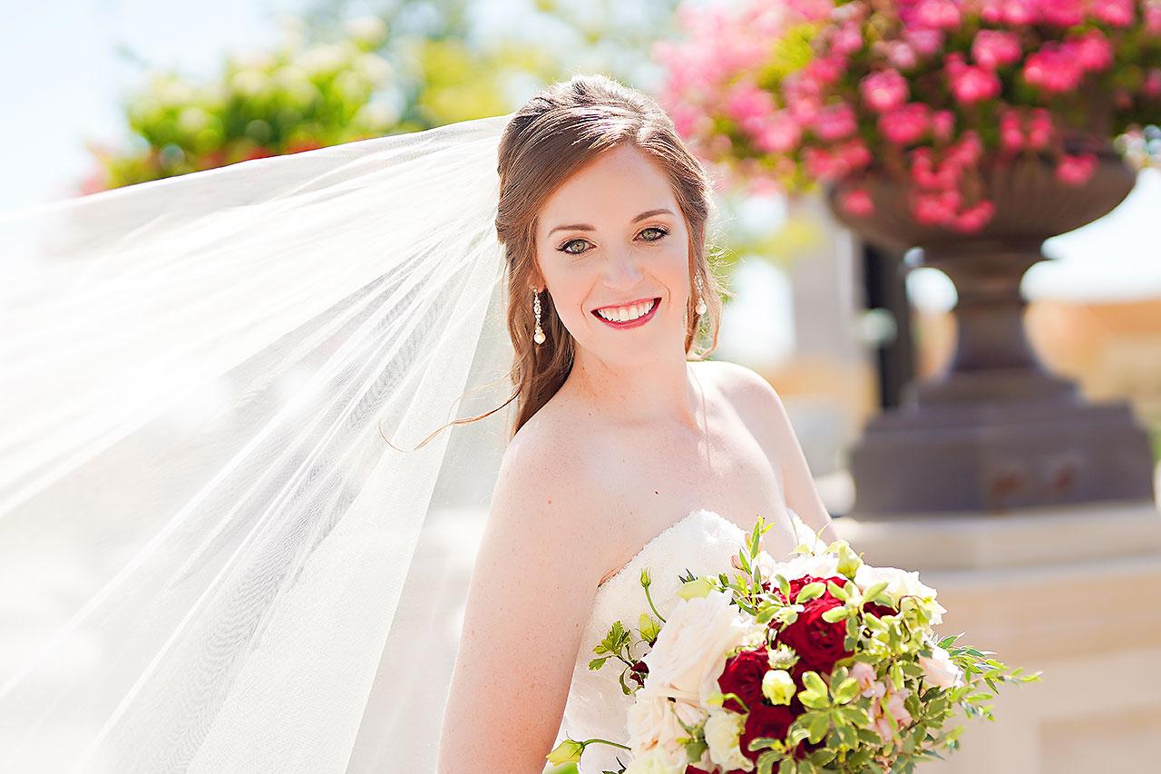 Callie Josh Ritz Charles Garden Pavilion Carmel Indiana Wedding 114