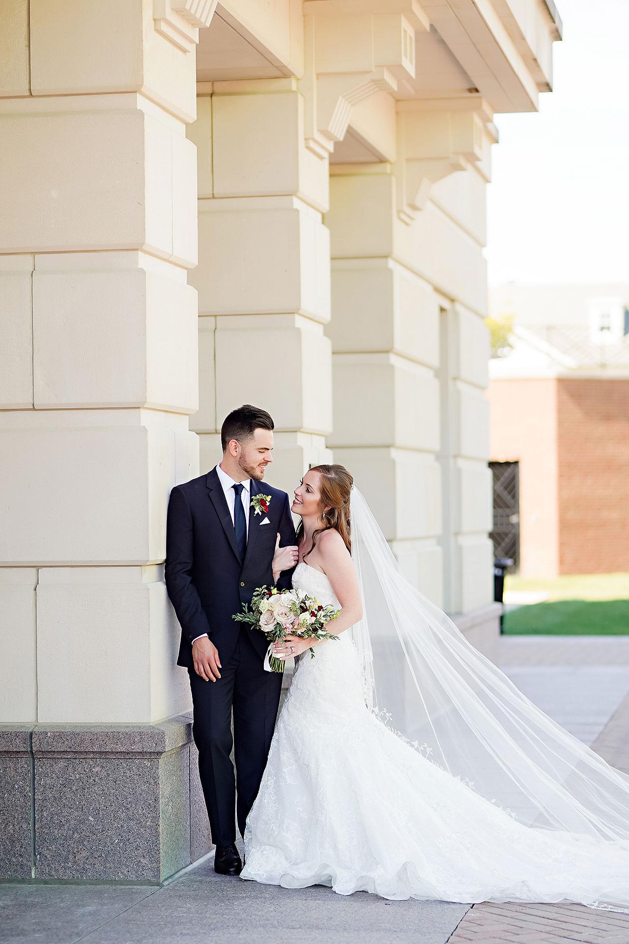 Callie Josh Ritz Charles Garden Pavilion Carmel Indiana Wedding 110