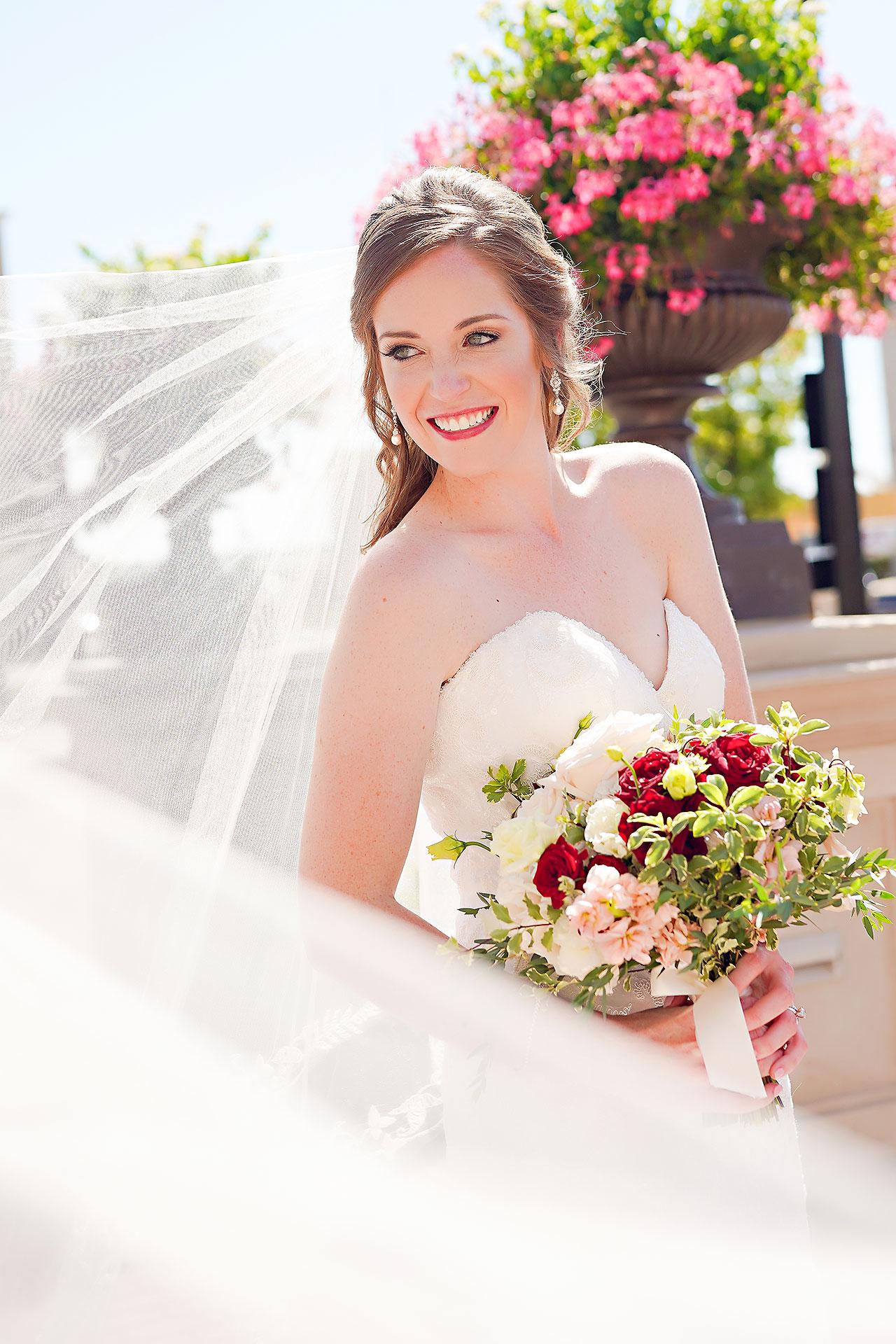 Callie Josh Ritz Charles Garden Pavilion Carmel Indiana Wedding 111