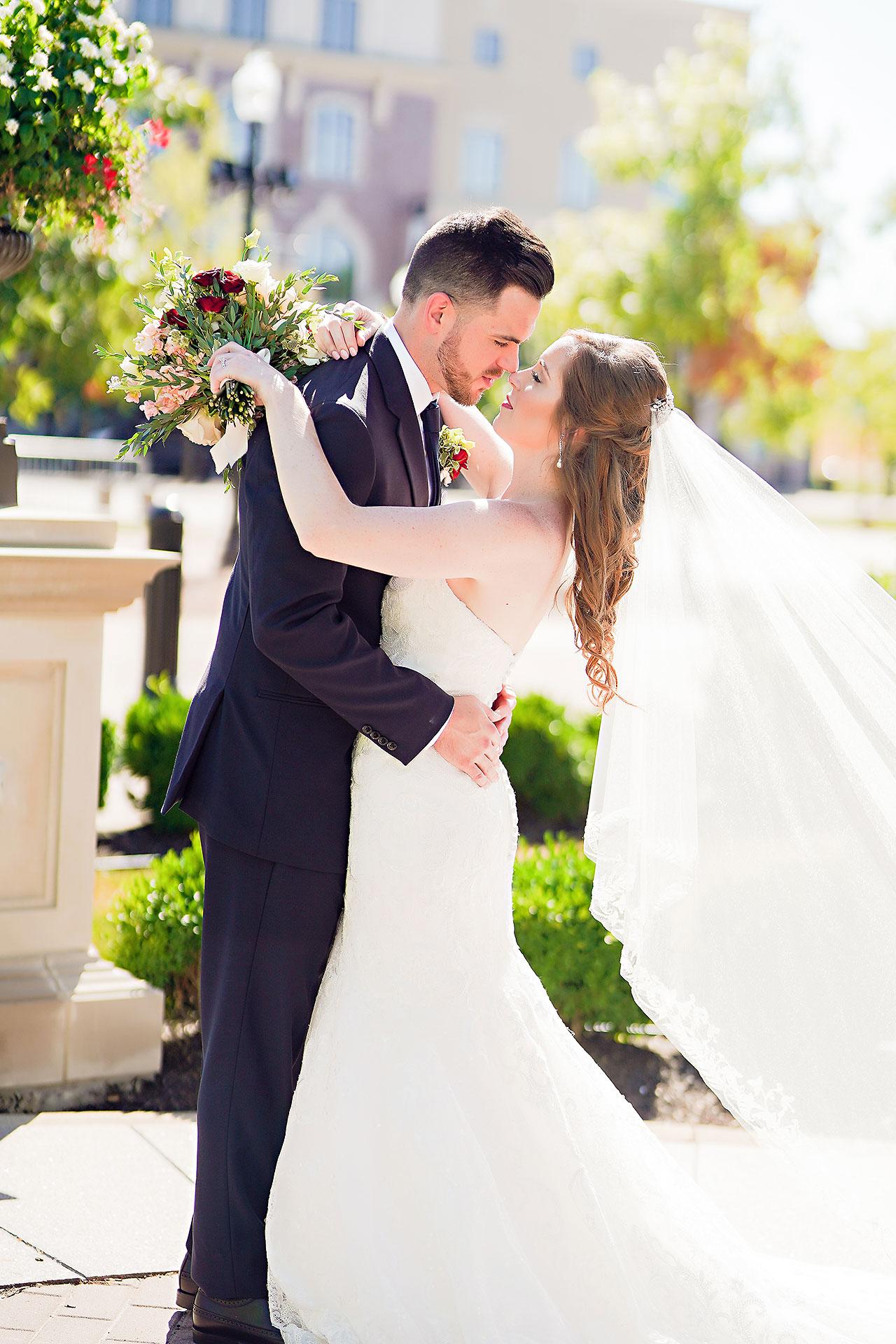 Callie Josh Ritz Charles Garden Pavilion Carmel Indiana Wedding 109