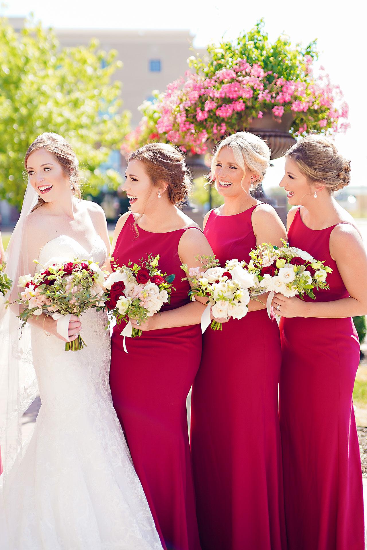 Callie Josh Ritz Charles Garden Pavilion Carmel Indiana Wedding 105