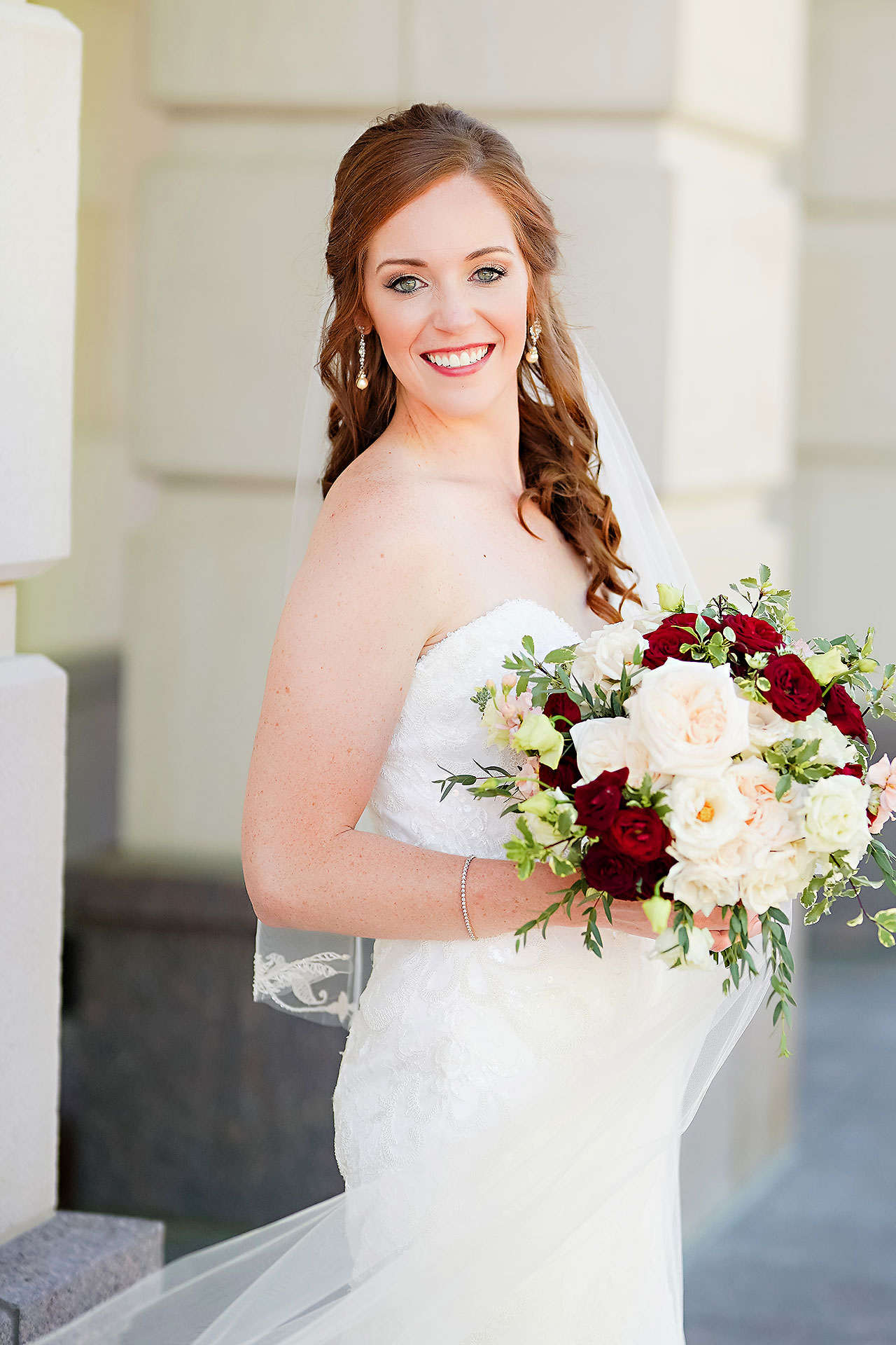 Callie Josh Ritz Charles Garden Pavilion Carmel Indiana Wedding 103