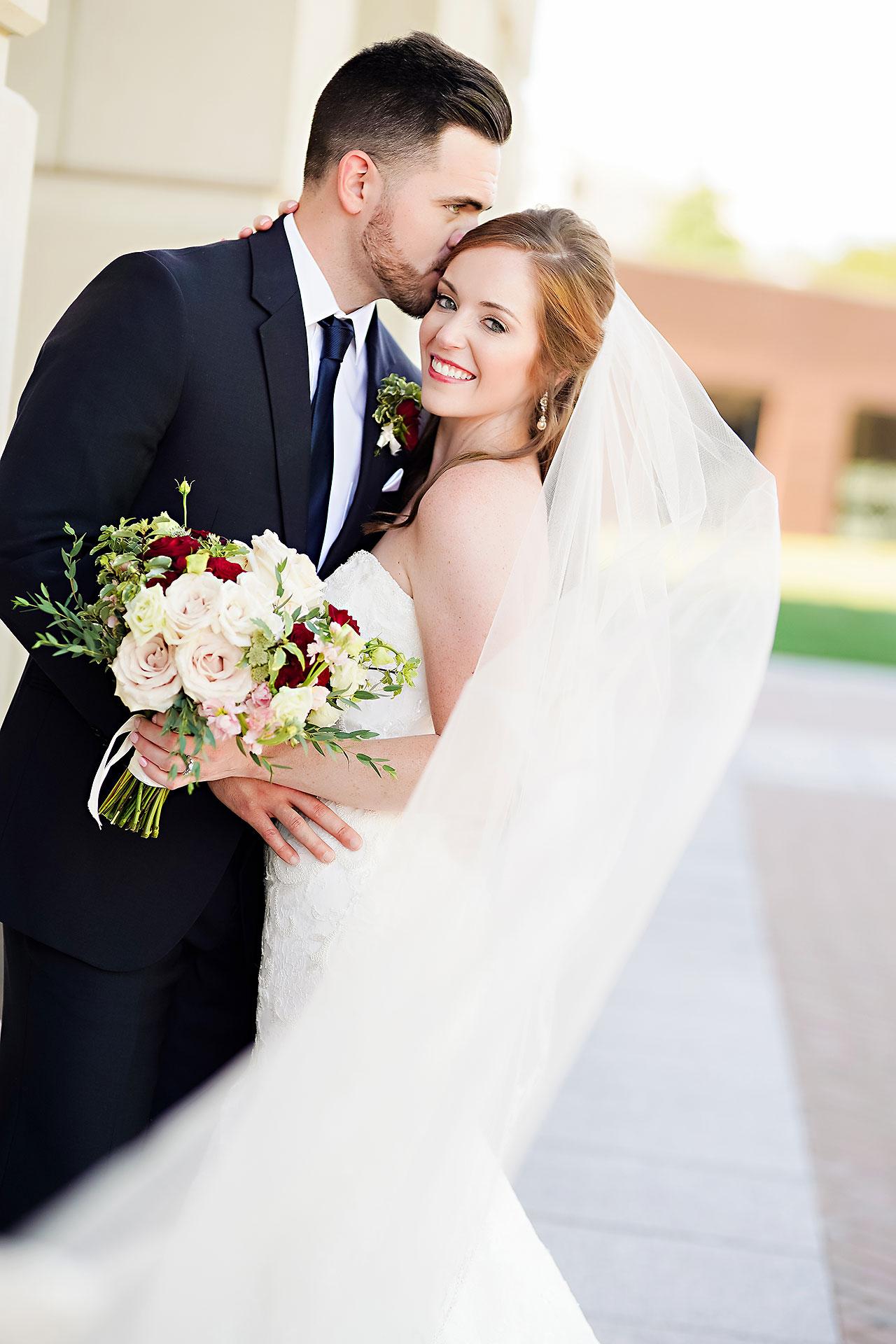 Callie Josh Ritz Charles Garden Pavilion Carmel Indiana Wedding 091