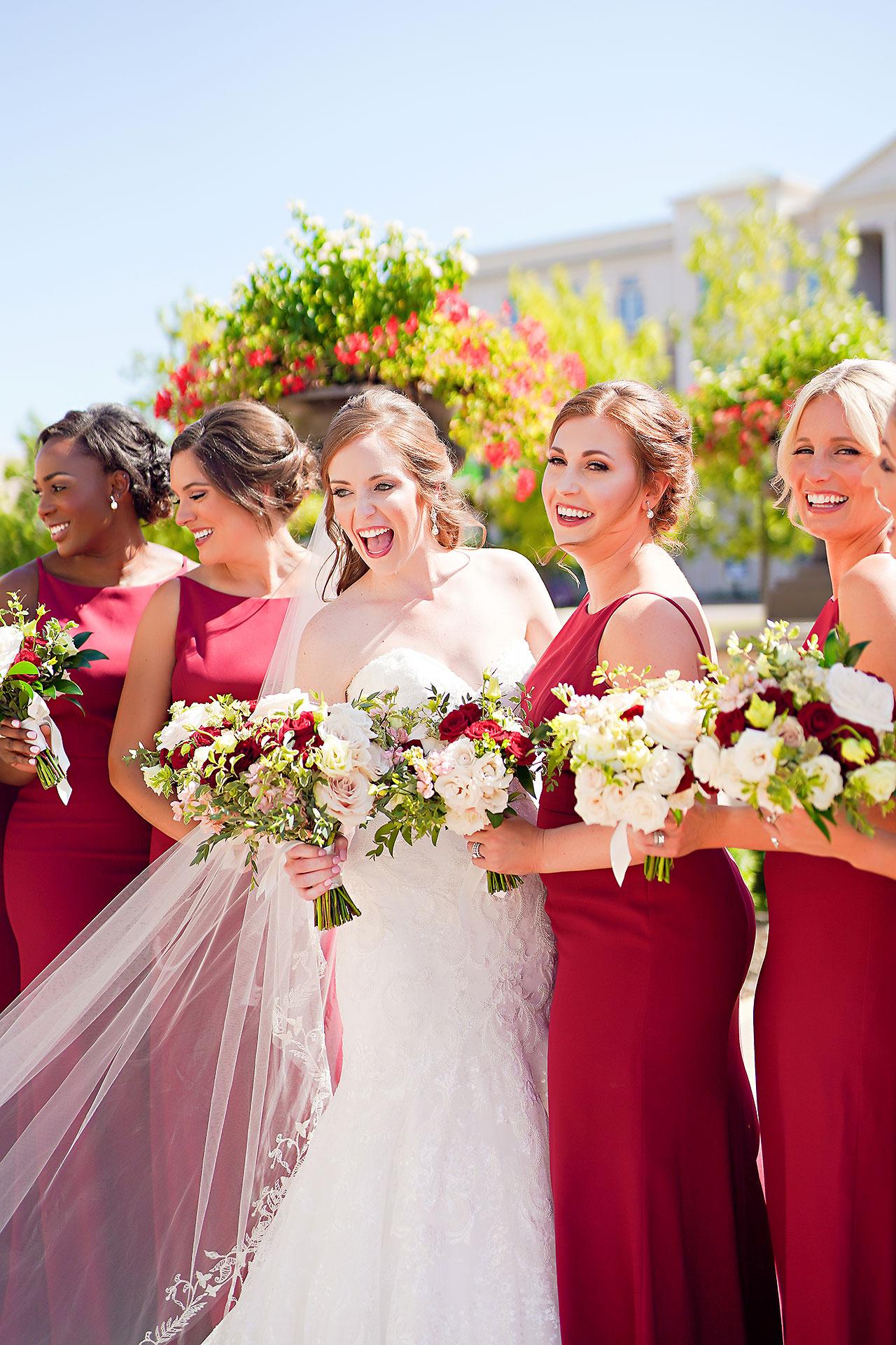 Callie Josh Ritz Charles Garden Pavilion Carmel Indiana Wedding 087