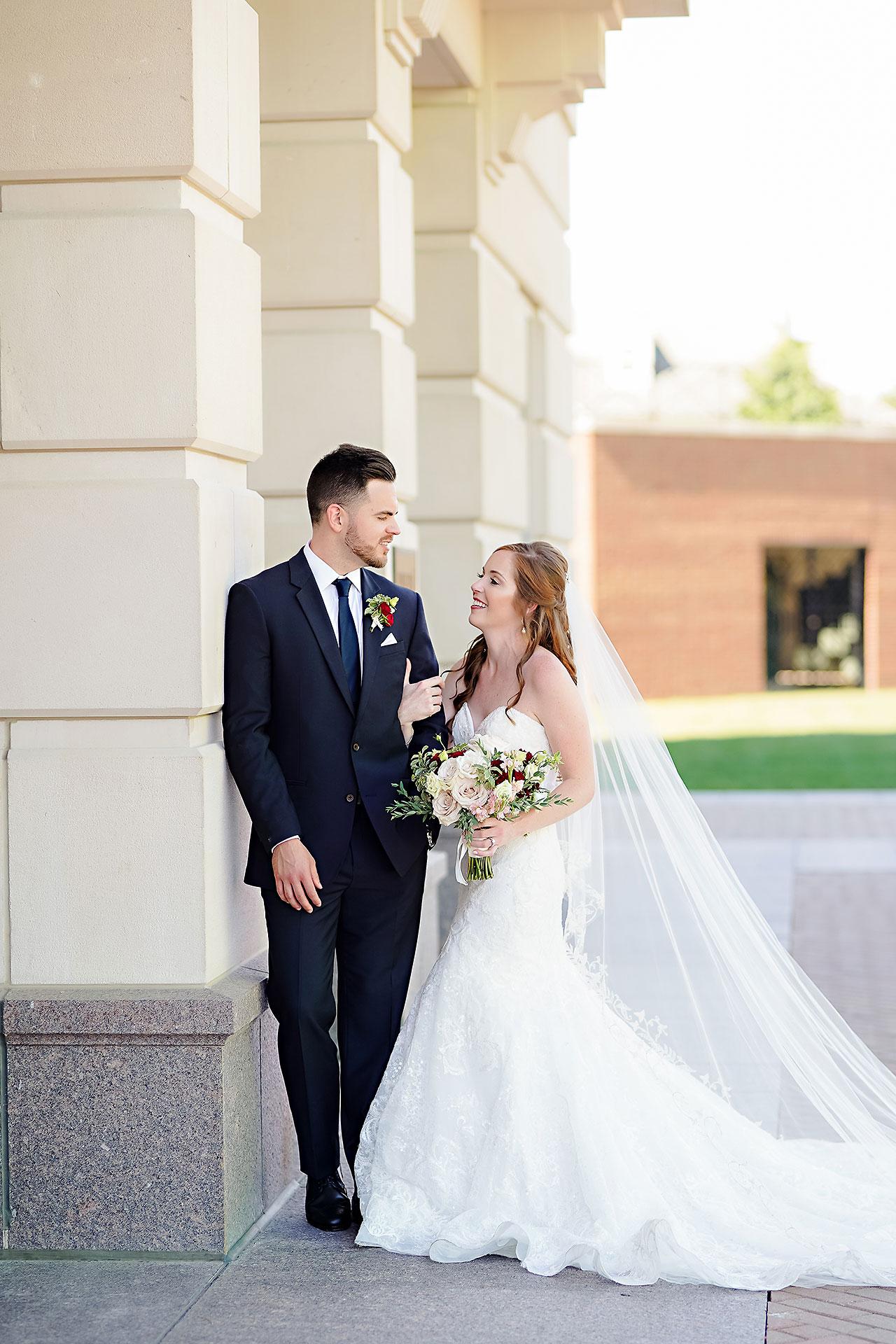 Callie Josh Ritz Charles Garden Pavilion Carmel Indiana Wedding 086