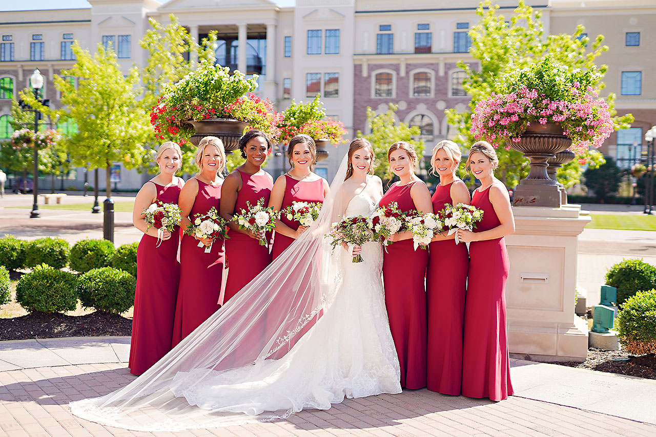 Callie Josh Ritz Charles Garden Pavilion Carmel Indiana Wedding 084