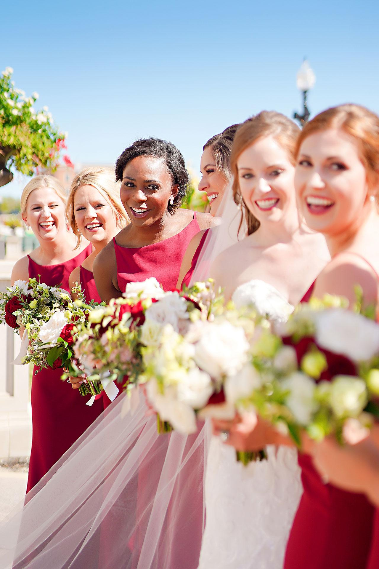 Callie Josh Ritz Charles Garden Pavilion Carmel Indiana Wedding 076