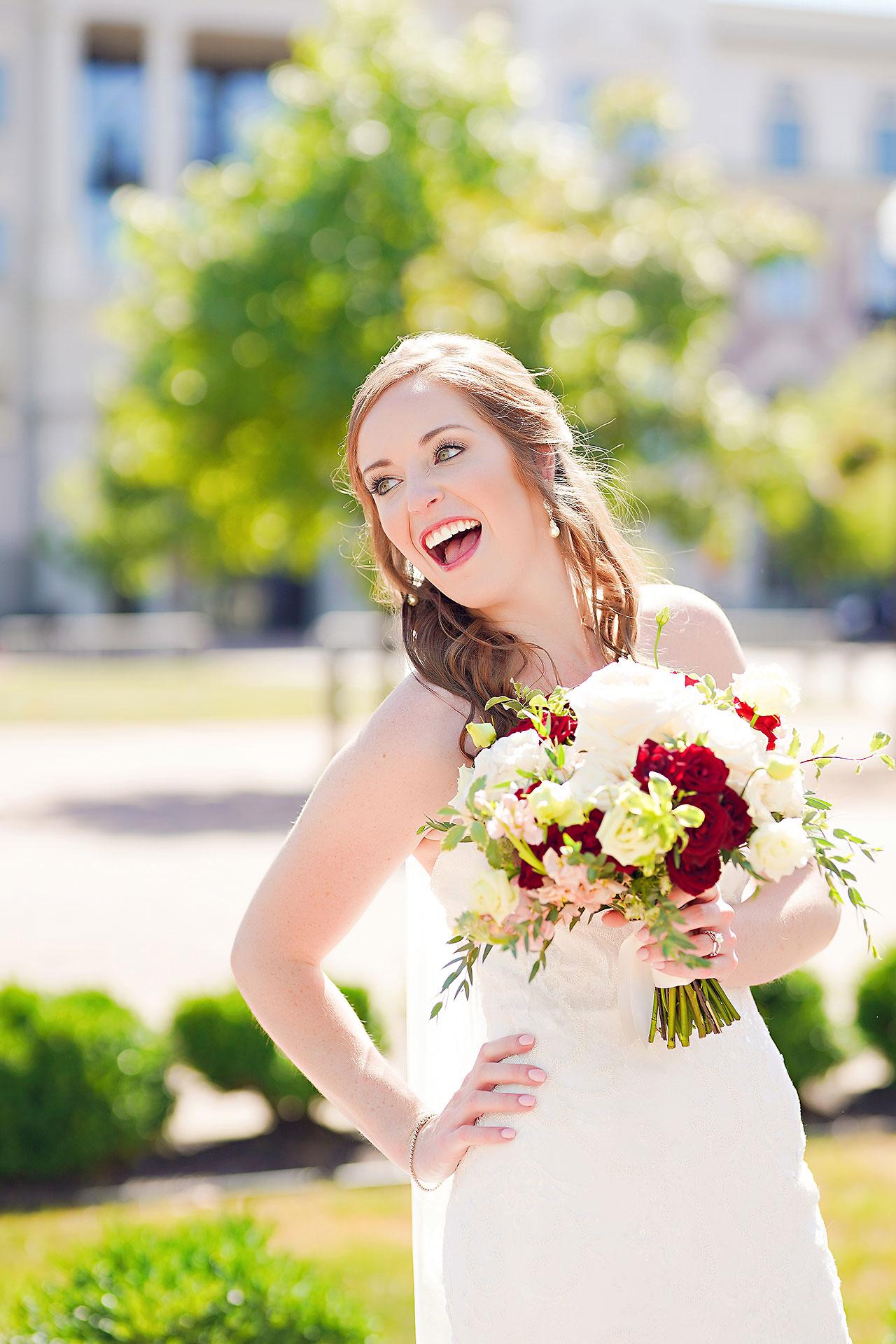 Callie Josh Ritz Charles Garden Pavilion Carmel Indiana Wedding 074