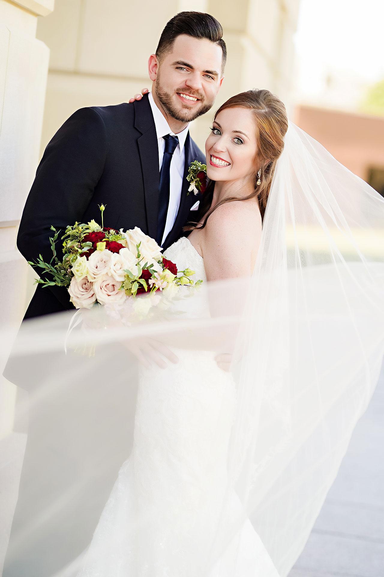 Callie Josh Ritz Charles Garden Pavilion Carmel Indiana Wedding 070