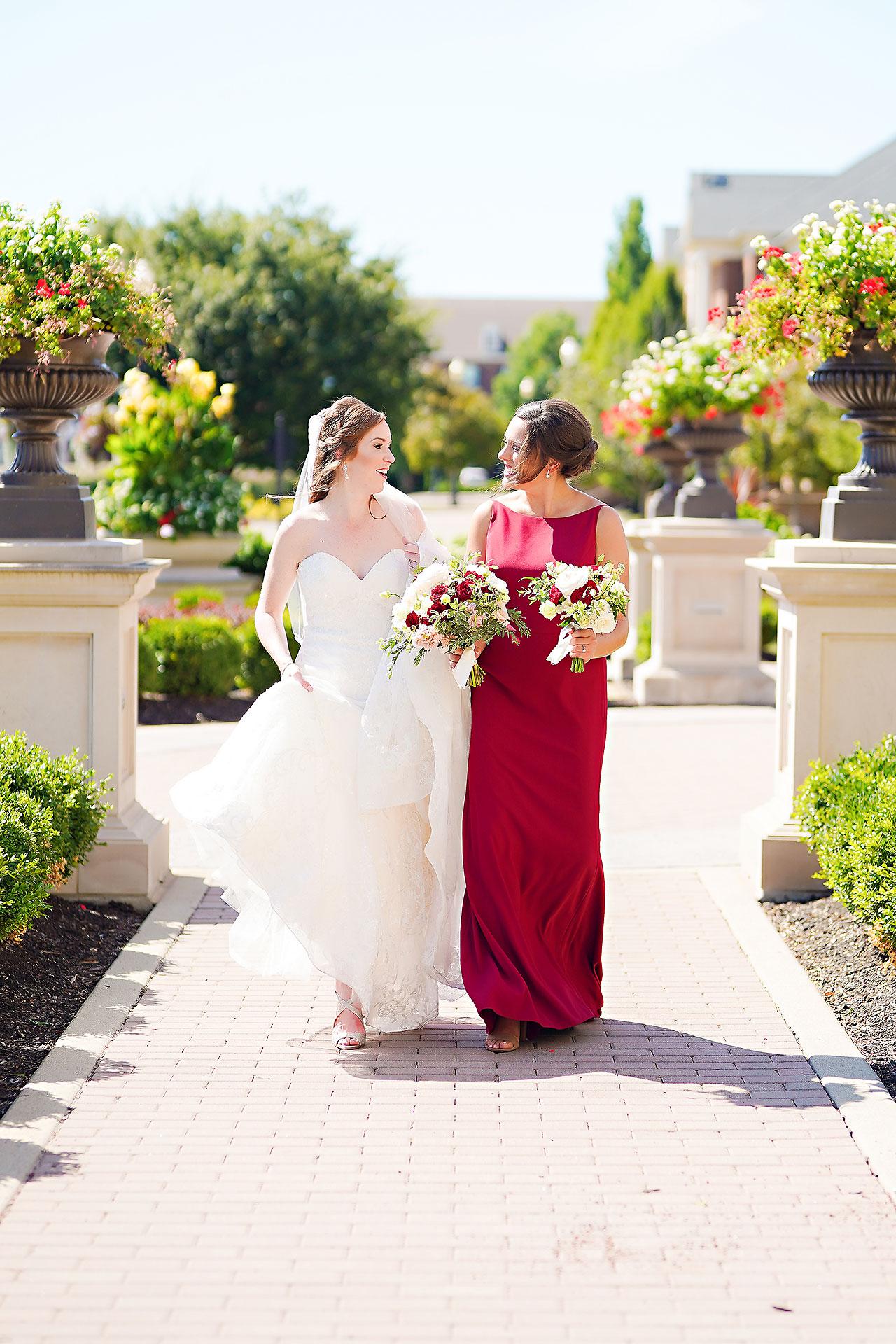 Callie Josh Ritz Charles Garden Pavilion Carmel Indiana Wedding 063