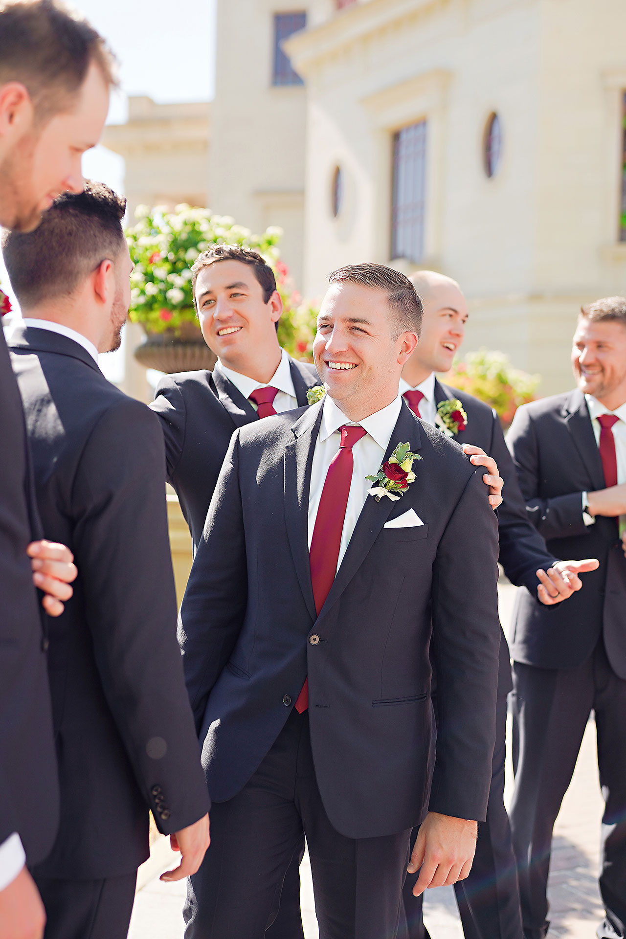 Callie Josh Ritz Charles Garden Pavilion Carmel Indiana Wedding 060