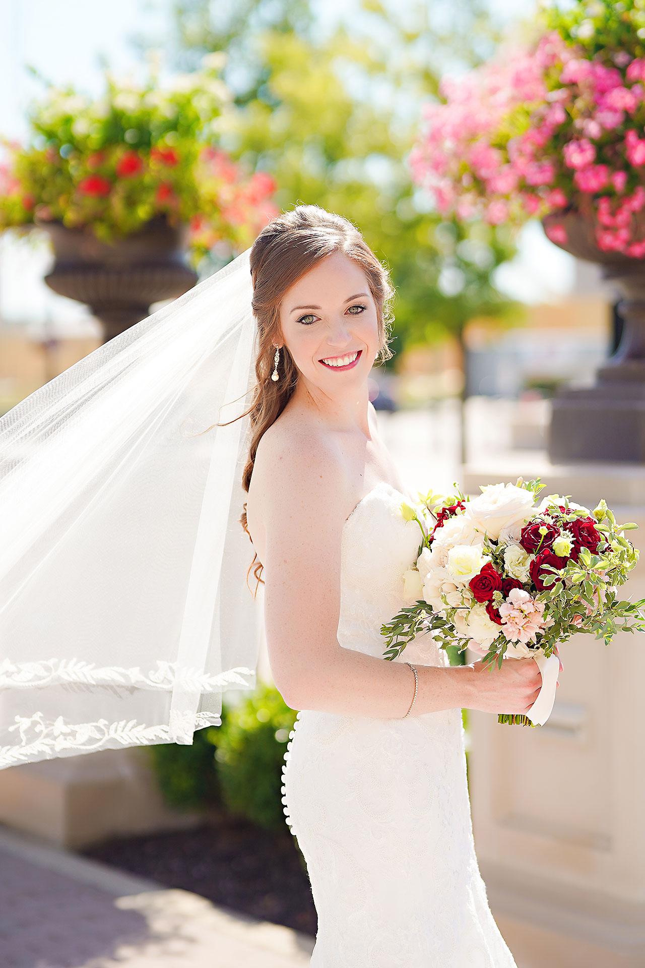 Callie Josh Ritz Charles Garden Pavilion Carmel Indiana Wedding 061