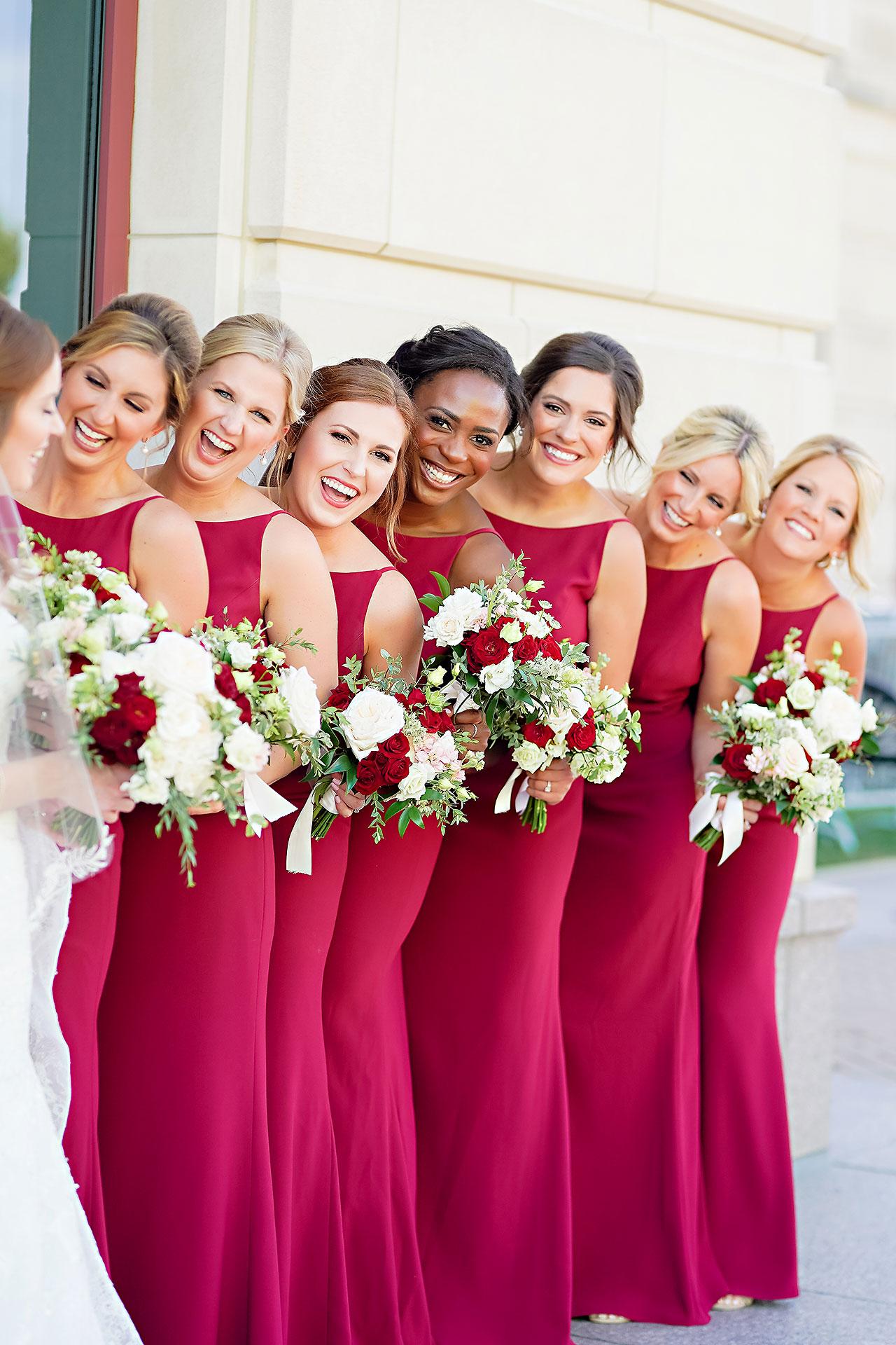 Callie Josh Ritz Charles Garden Pavilion Carmel Indiana Wedding 058