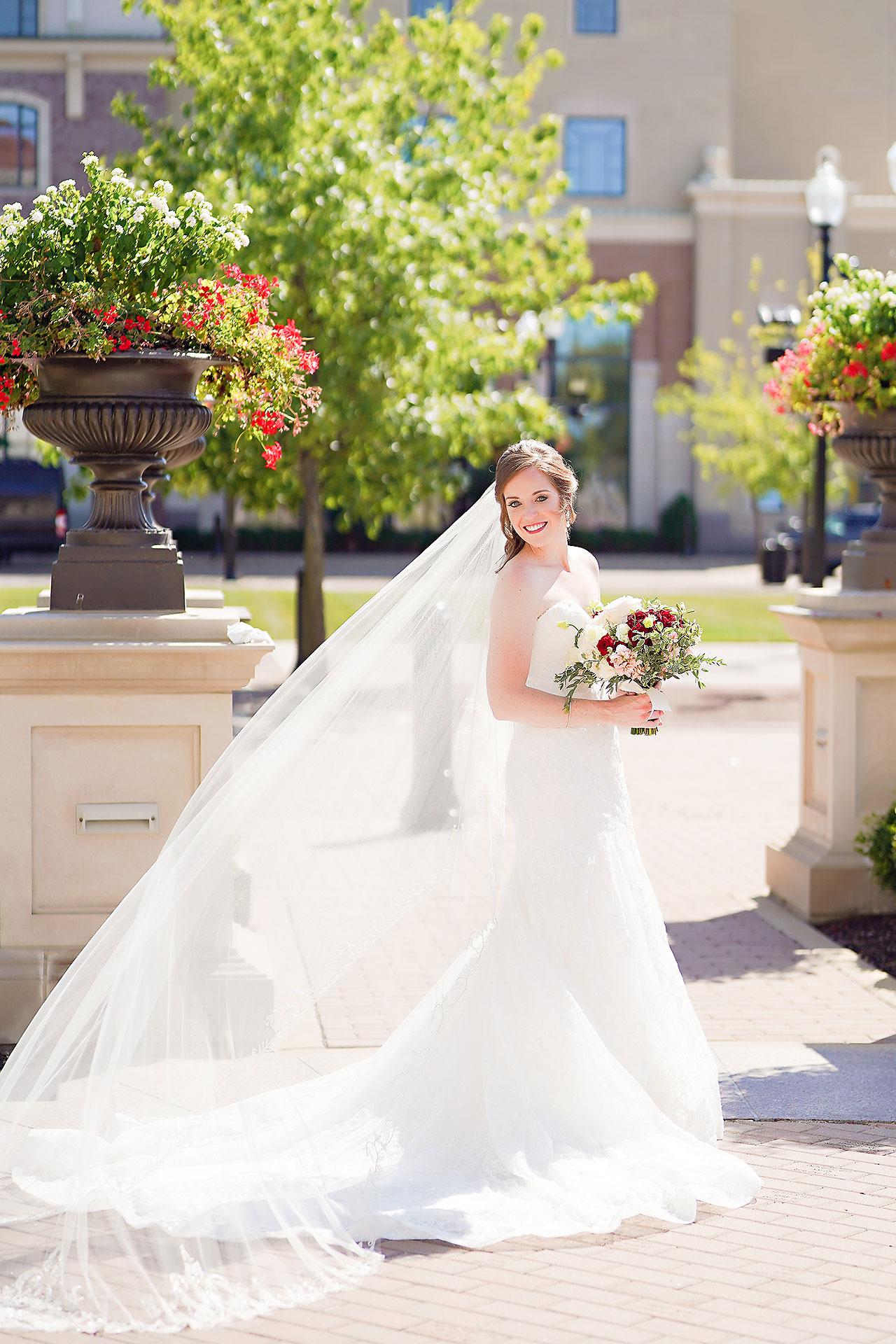 Callie Josh Ritz Charles Garden Pavilion Carmel Indiana Wedding 057