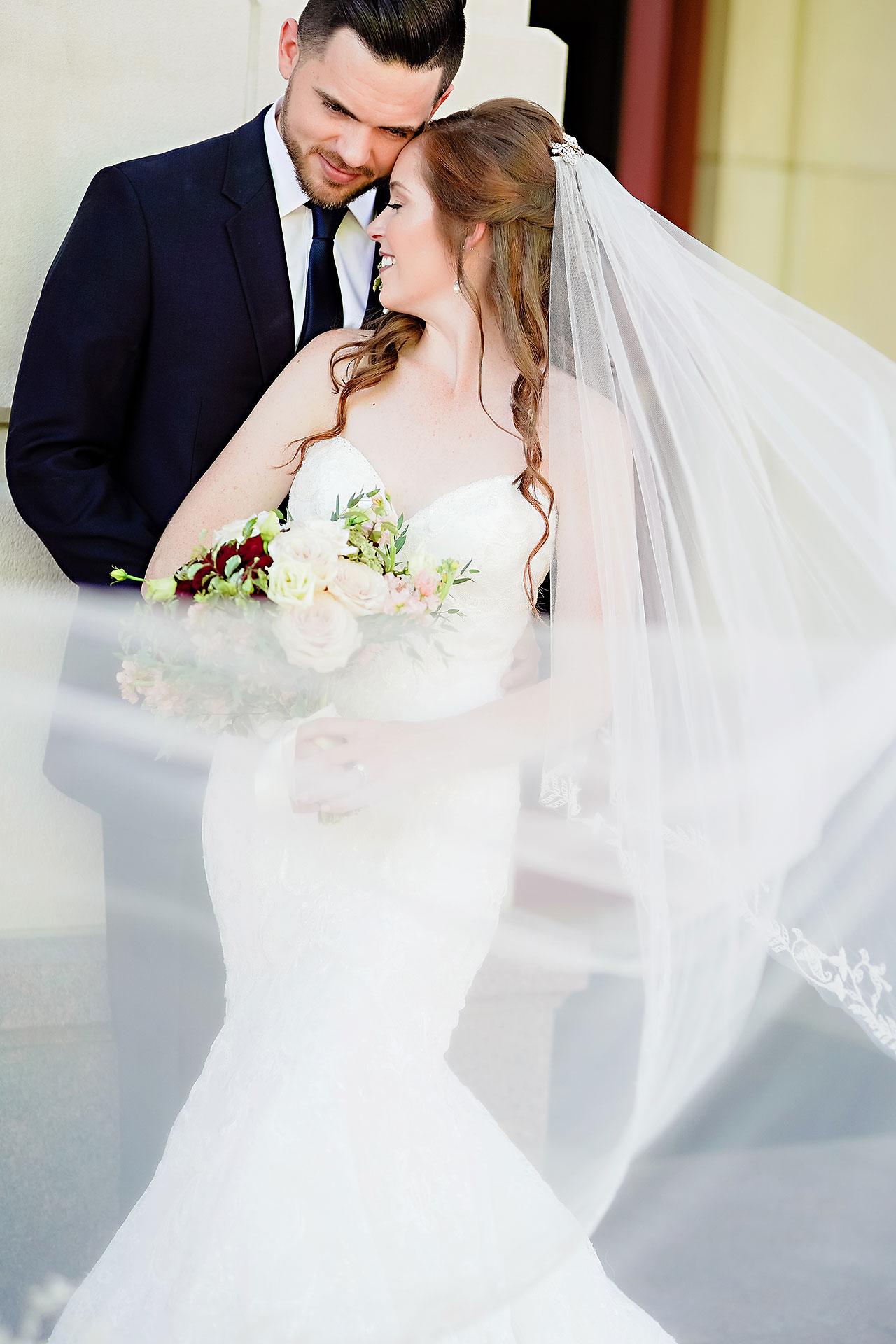 Callie Josh Ritz Charles Garden Pavilion Carmel Indiana Wedding 055
