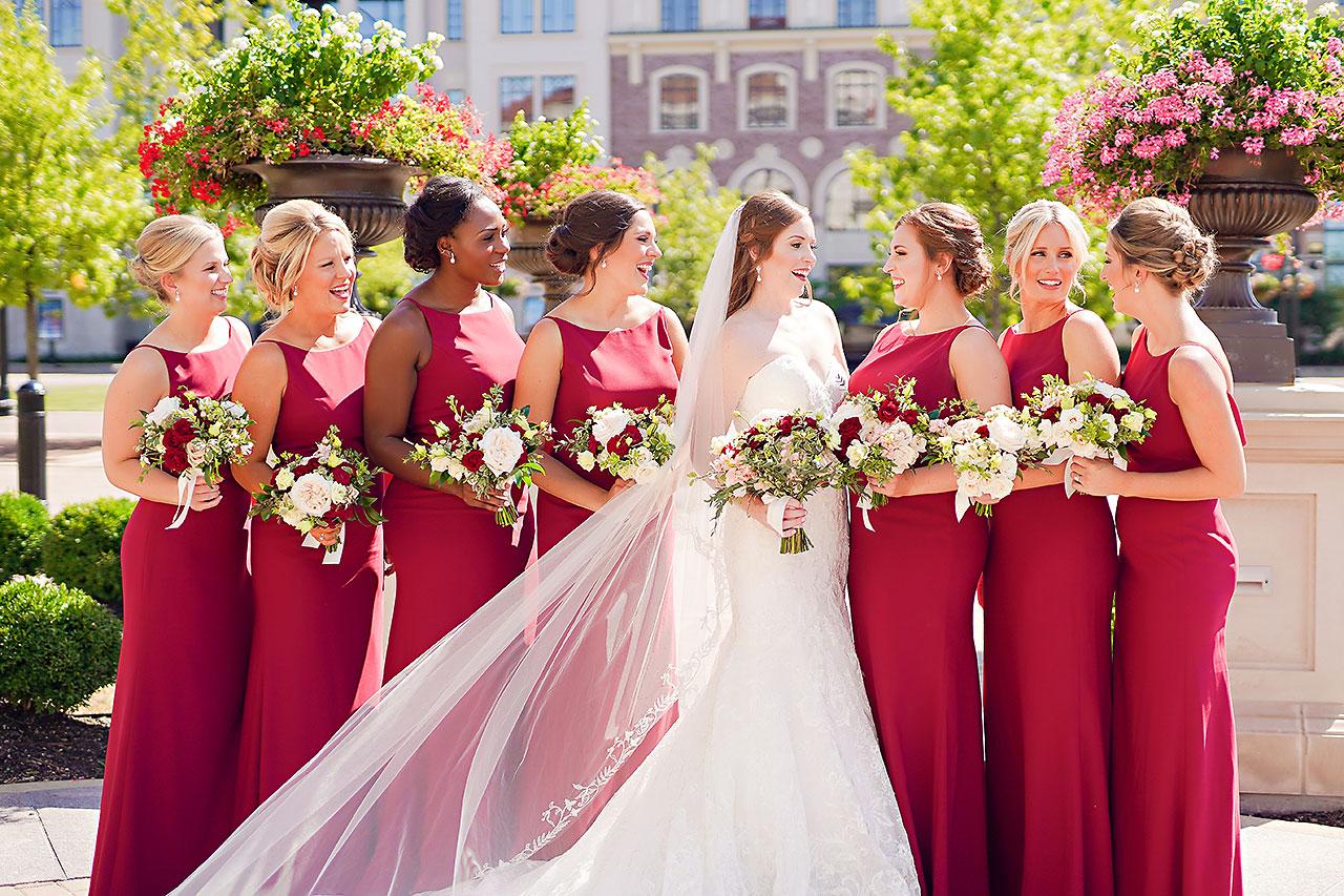 Callie Josh Ritz Charles Garden Pavilion Carmel Indiana Wedding 052