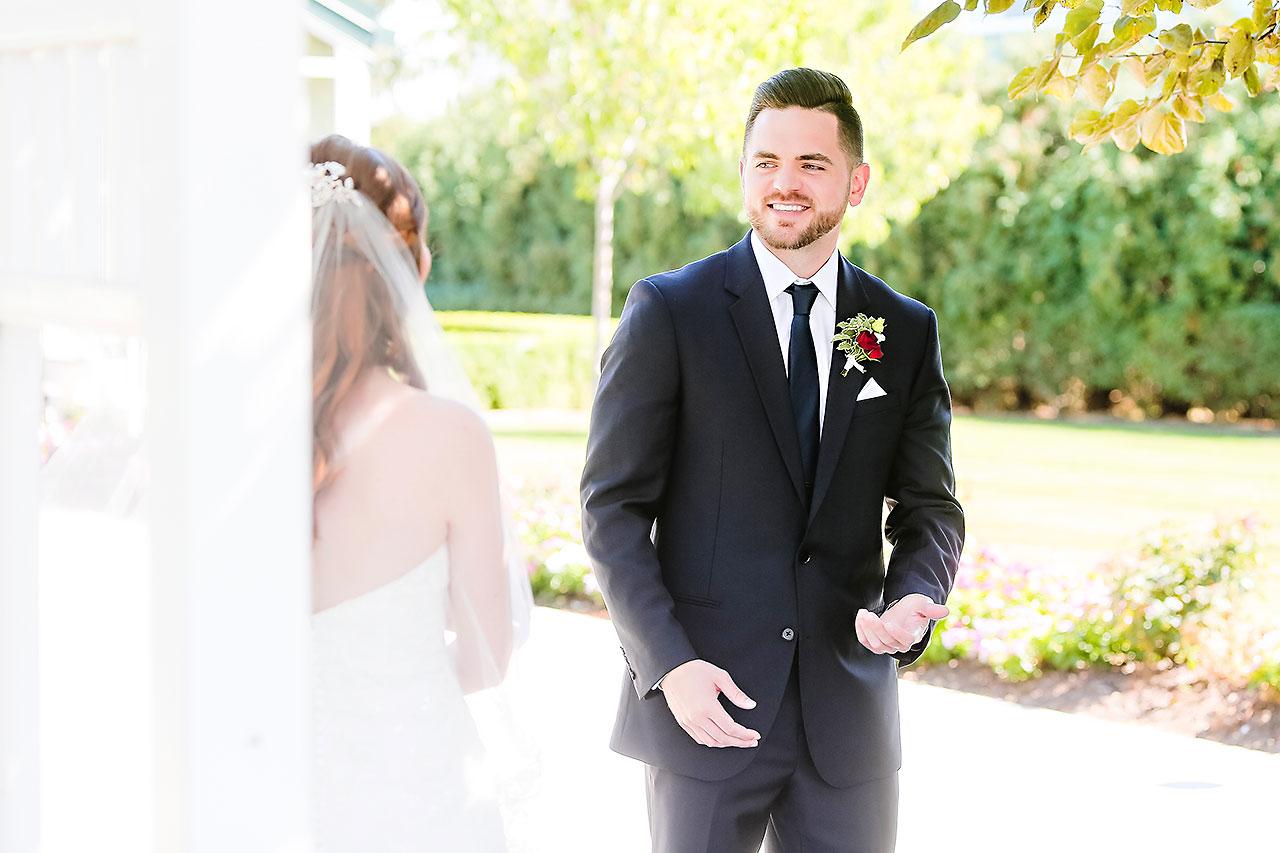 Callie Josh Ritz Charles Garden Pavilion Carmel Indiana Wedding 043