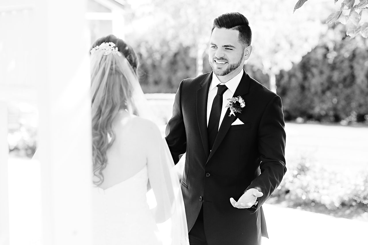 Callie Josh Ritz Charles Garden Pavilion Carmel Indiana Wedding 044