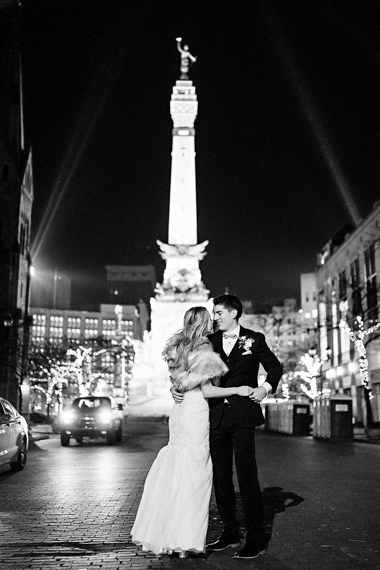 Courtney Areyan Sacred Heart and DAmore Indianapolis Wedding 390
