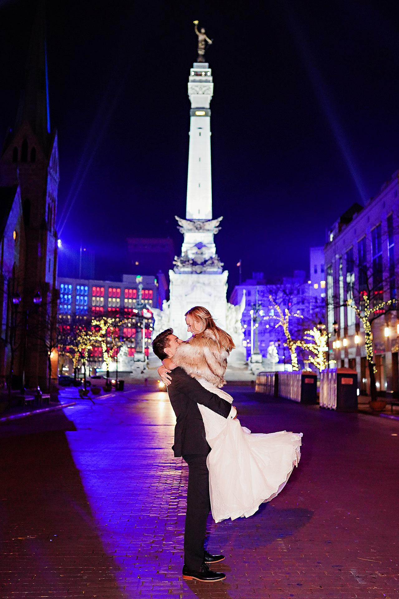 Courtney Areyan Sacred Heart and DAmore Indianapolis Wedding 387