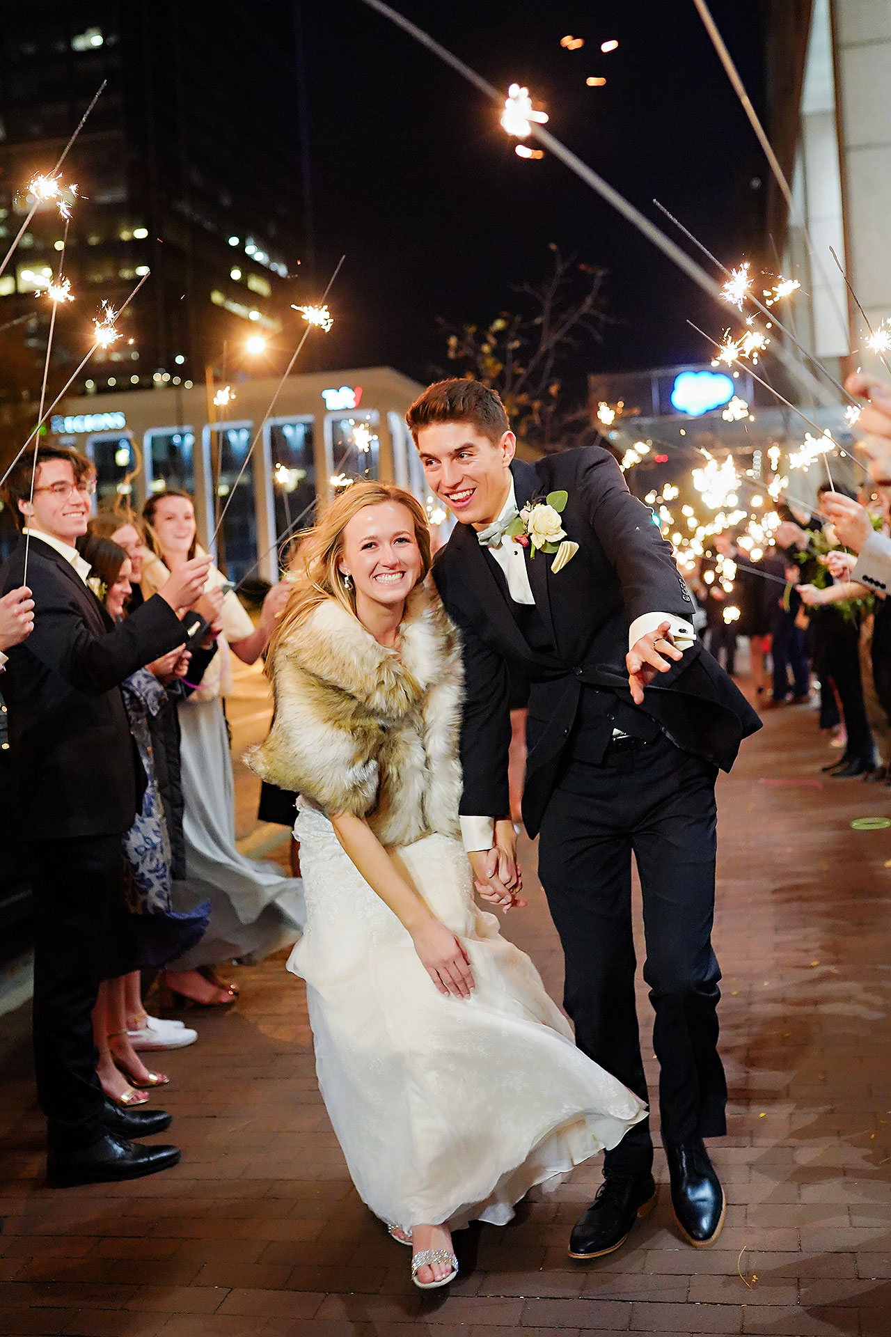Courtney Areyan Sacred Heart and DAmore Indianapolis Wedding 384