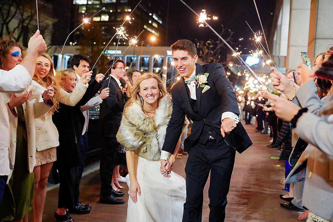Courtney Areyan Sacred Heart and DAmore Indianapolis Wedding 385