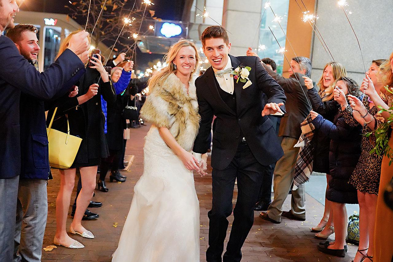 Courtney Areyan Sacred Heart and DAmore Indianapolis Wedding 382