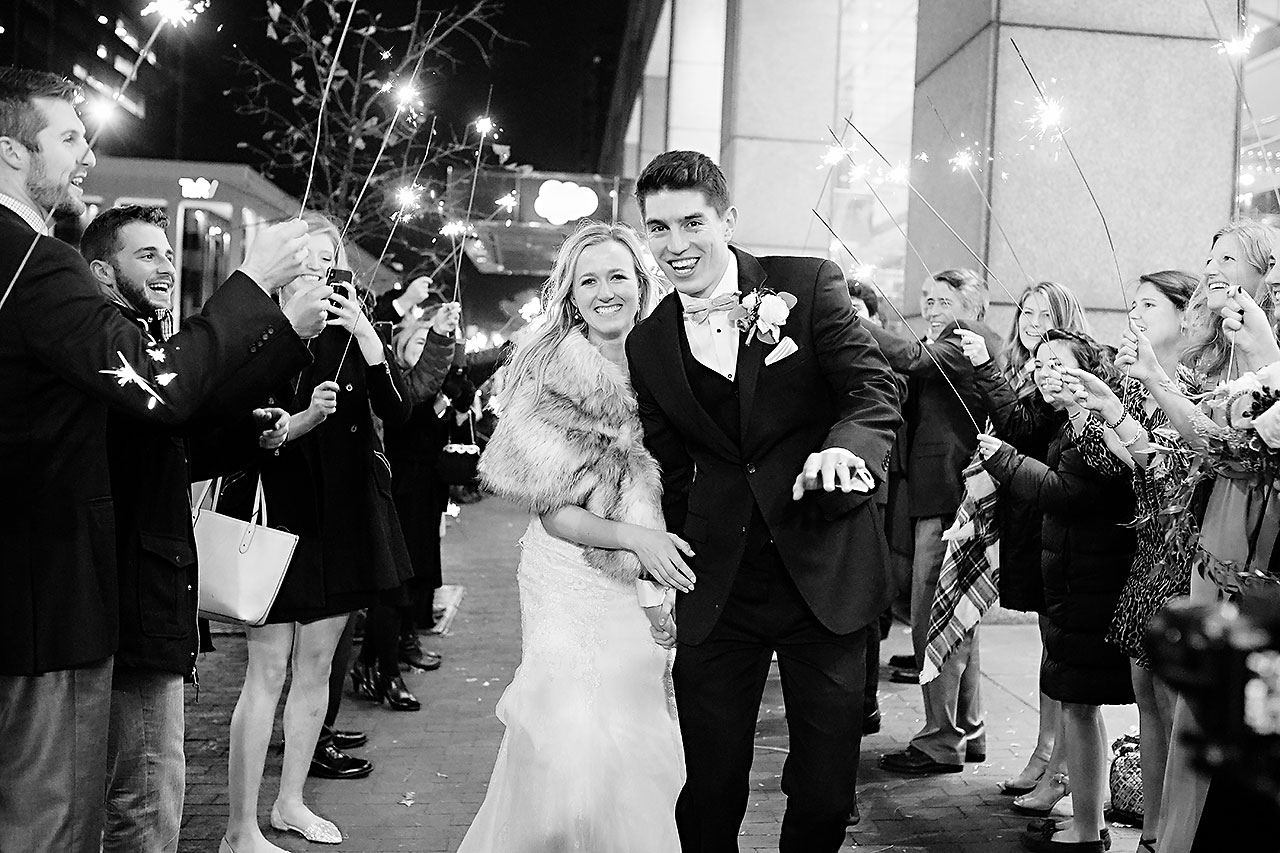 Courtney Areyan Sacred Heart and DAmore Indianapolis Wedding 383