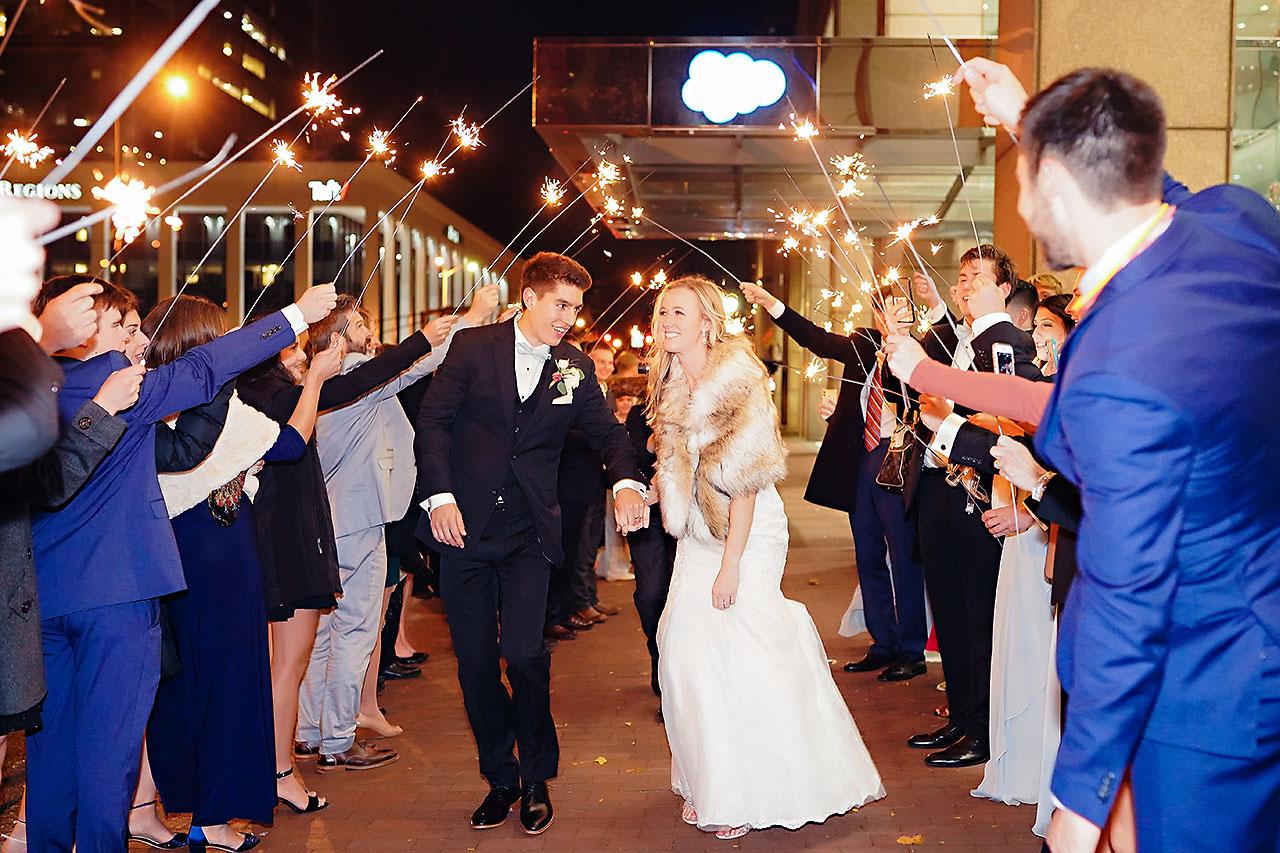 Courtney Areyan Sacred Heart and DAmore Indianapolis Wedding 380