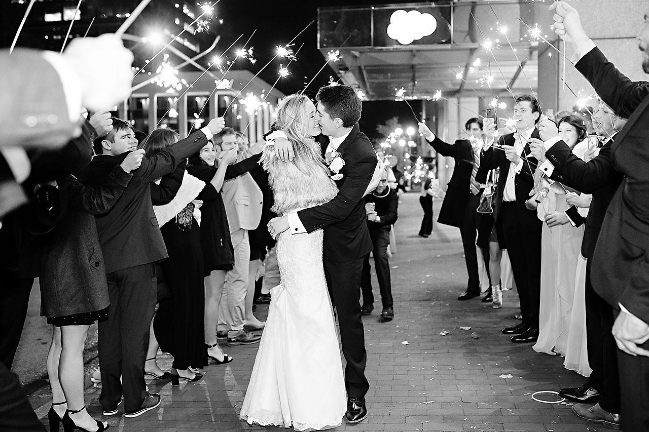 Courtney Areyan Sacred Heart and DAmore Indianapolis Wedding 381