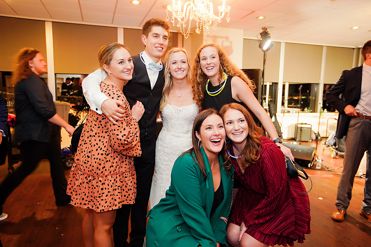 Courtney Areyan Sacred Heart and DAmore Indianapolis Wedding 379