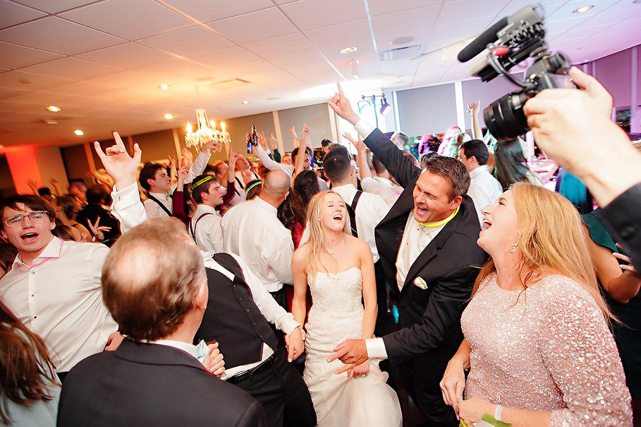 Courtney Areyan Sacred Heart and DAmore Indianapolis Wedding 376