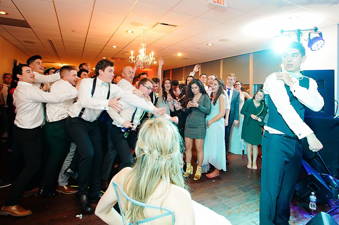 Courtney Areyan Sacred Heart and DAmore Indianapolis Wedding 372