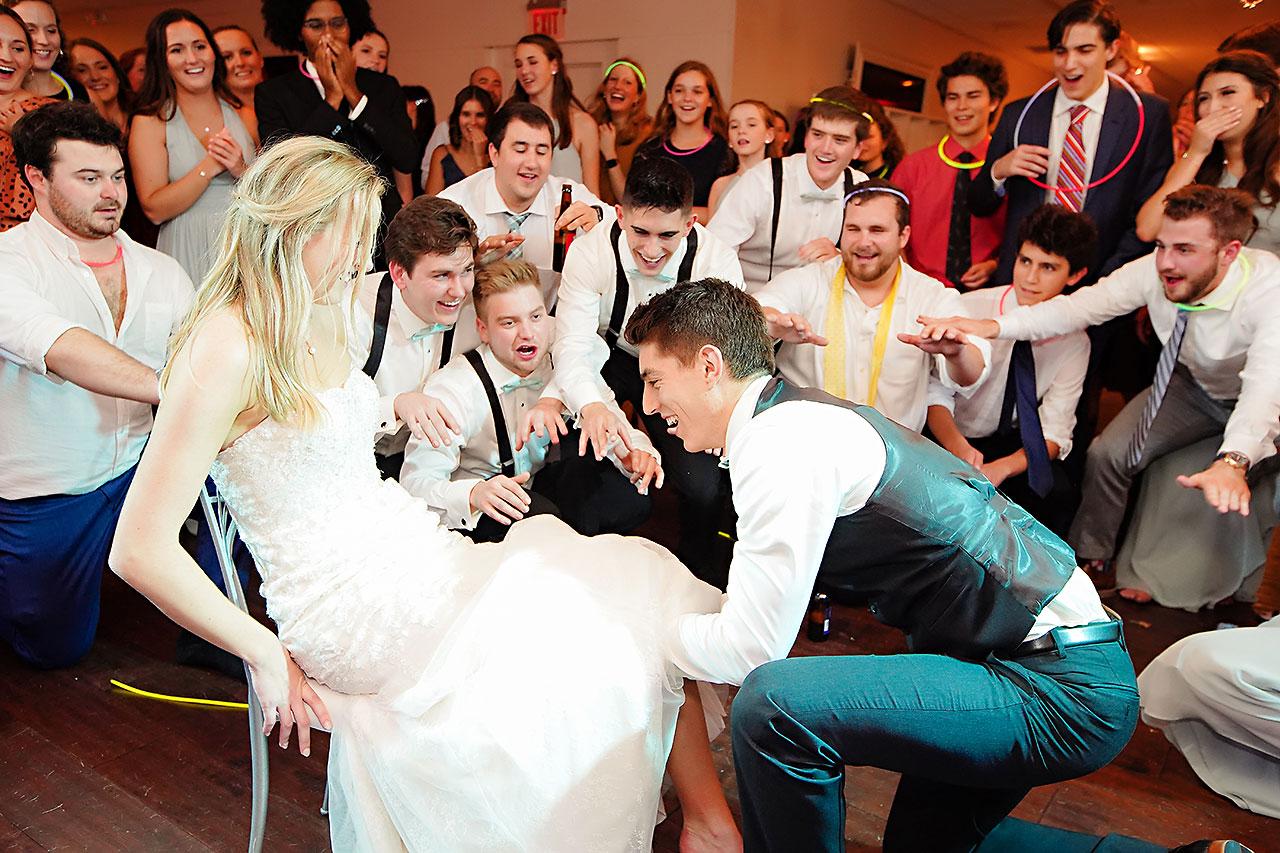 Courtney Areyan Sacred Heart and DAmore Indianapolis Wedding 370