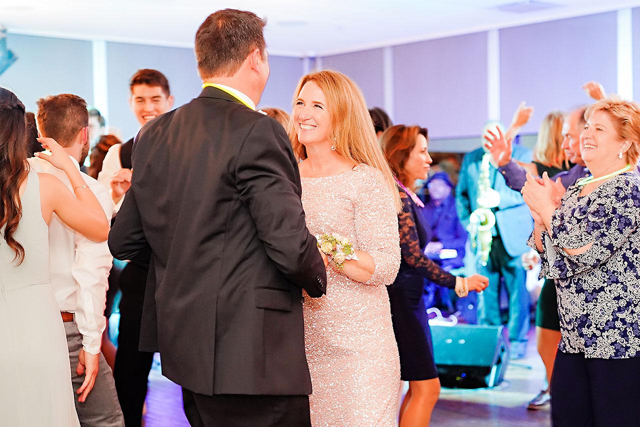 Courtney Areyan Sacred Heart and DAmore Indianapolis Wedding 365