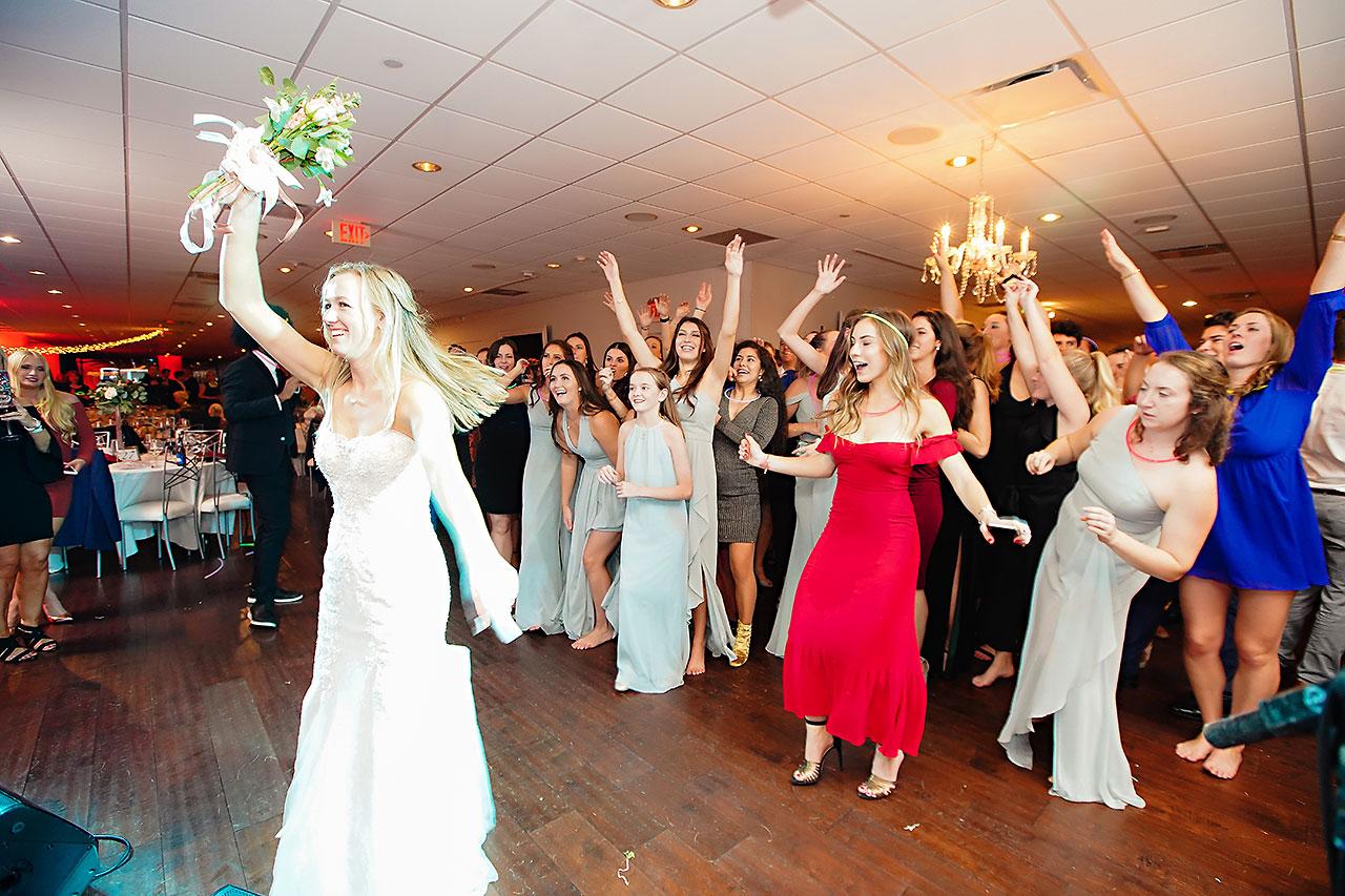 Courtney Areyan Sacred Heart and DAmore Indianapolis Wedding 366