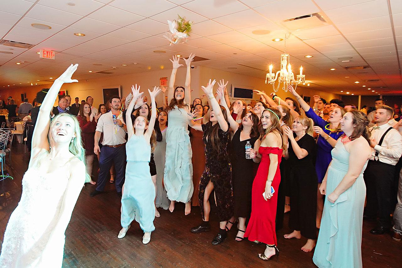 Courtney Areyan Sacred Heart and DAmore Indianapolis Wedding 367