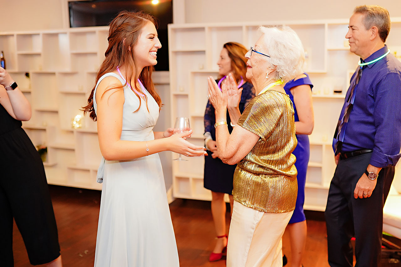 Courtney Areyan Sacred Heart and DAmore Indianapolis Wedding 363