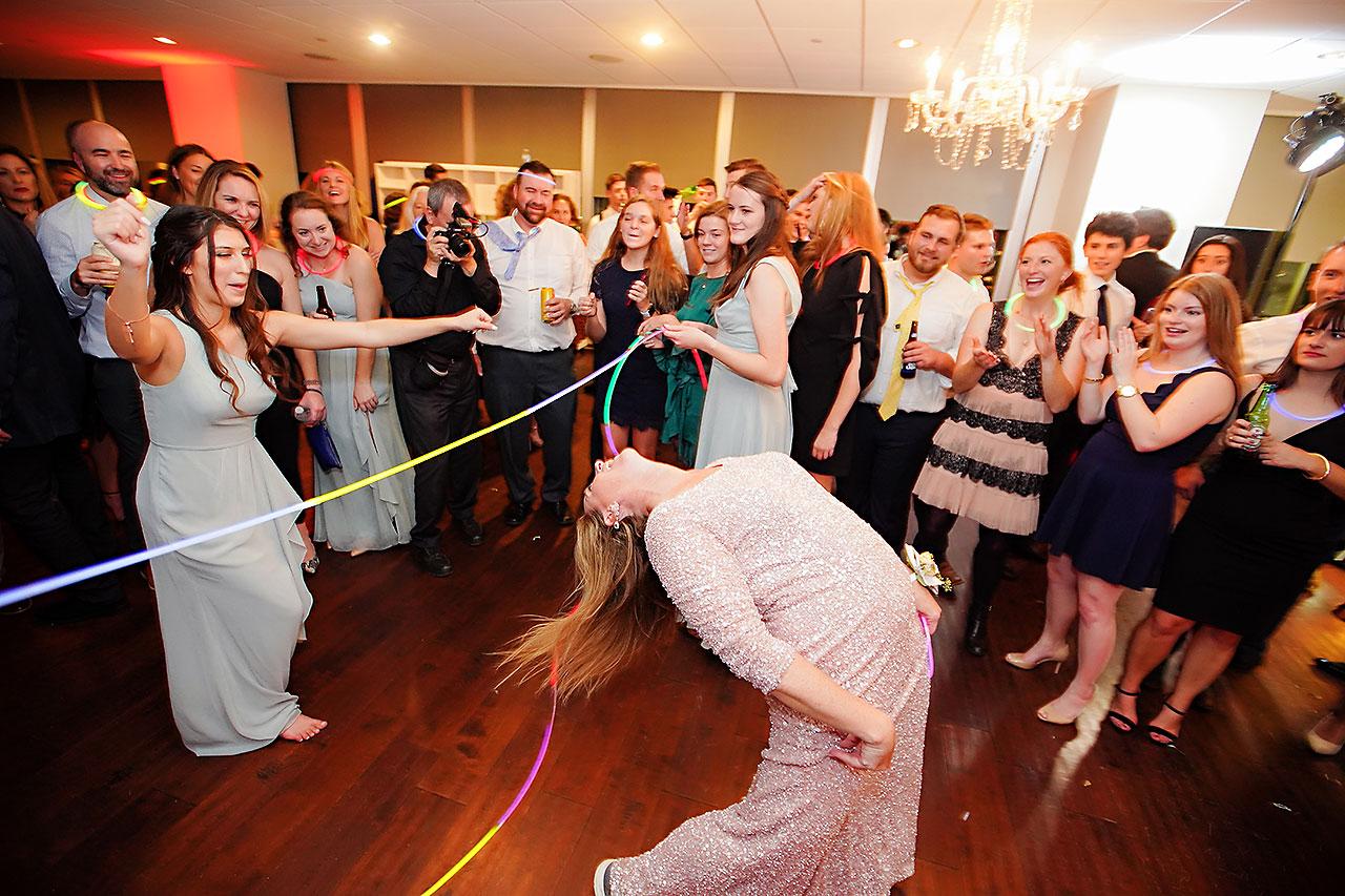 Courtney Areyan Sacred Heart and DAmore Indianapolis Wedding 359