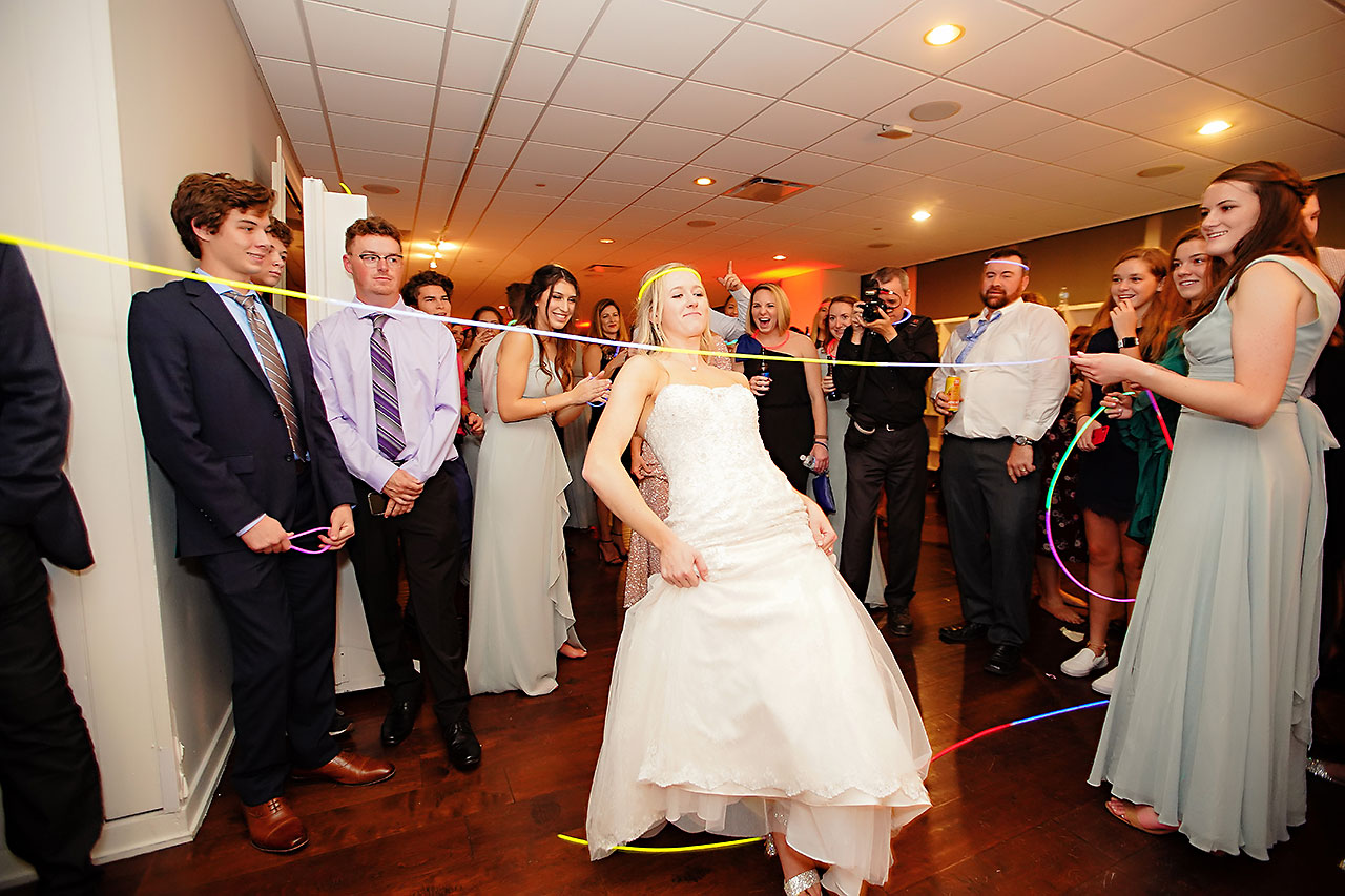 Courtney Areyan Sacred Heart and DAmore Indianapolis Wedding 358