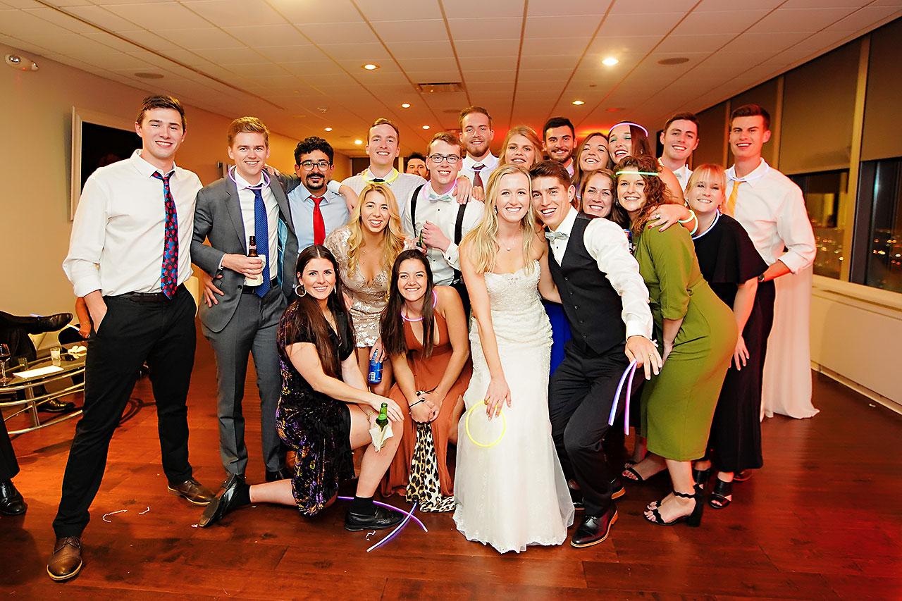 Courtney Areyan Sacred Heart and DAmore Indianapolis Wedding 352
