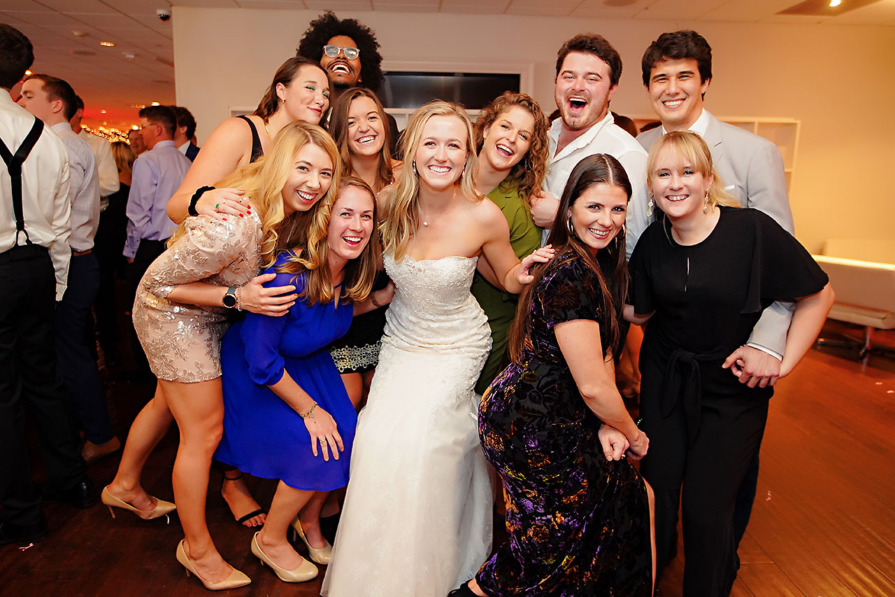 Courtney Areyan Sacred Heart and DAmore Indianapolis Wedding 346