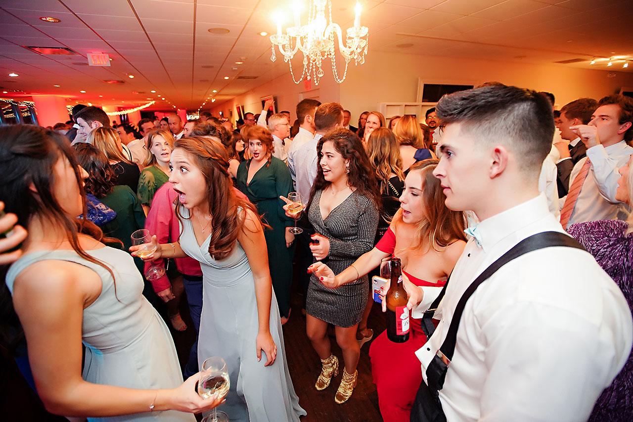 Courtney Areyan Sacred Heart and DAmore Indianapolis Wedding 344