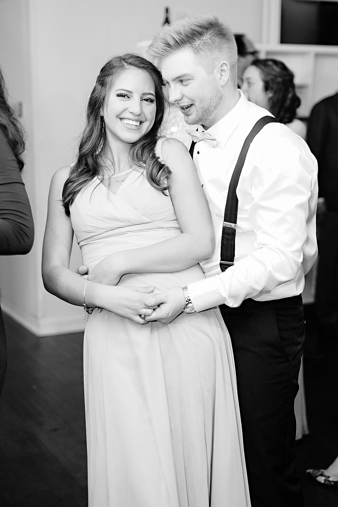 Courtney Areyan Sacred Heart and DAmore Indianapolis Wedding 342