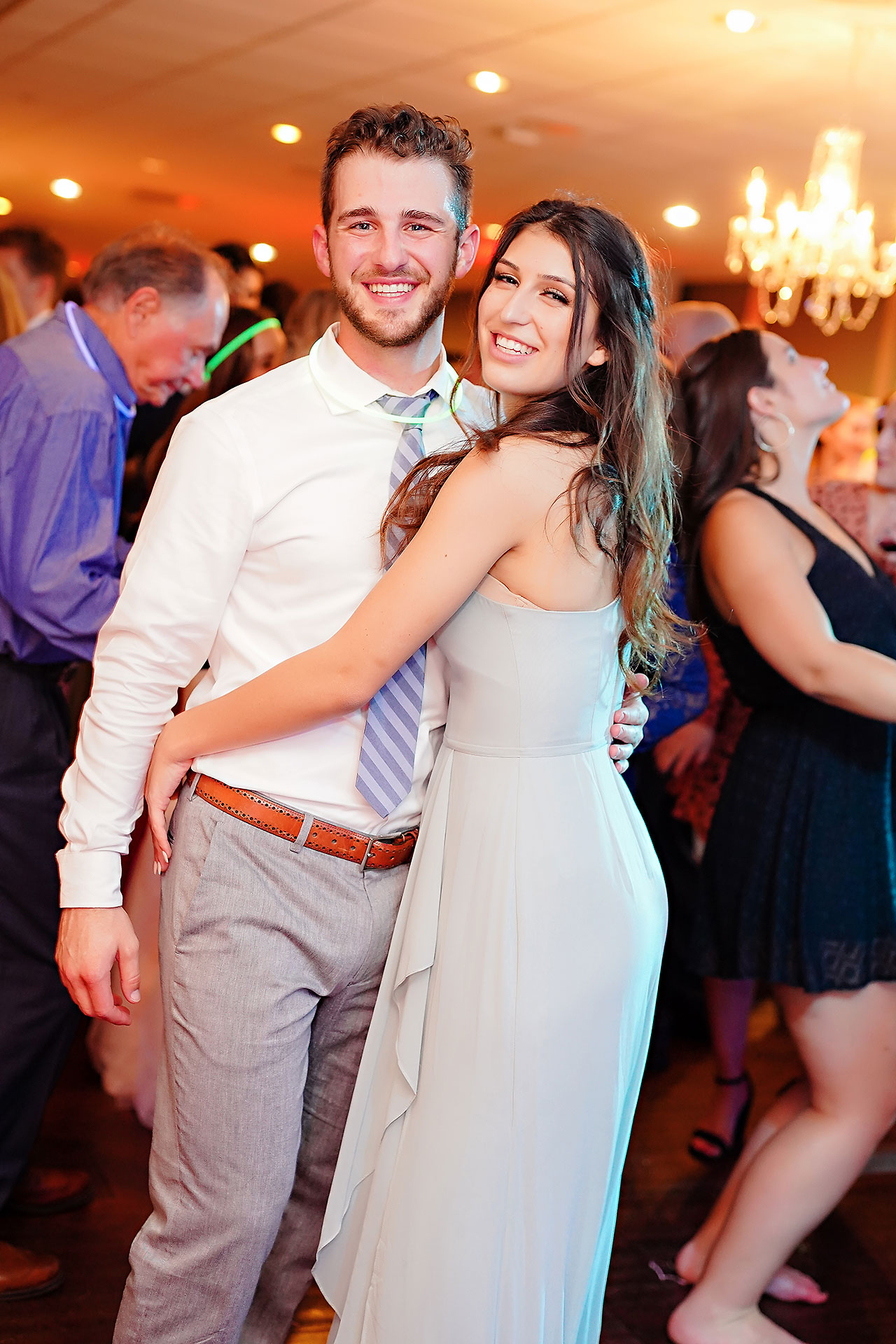 Courtney Areyan Sacred Heart and DAmore Indianapolis Wedding 338