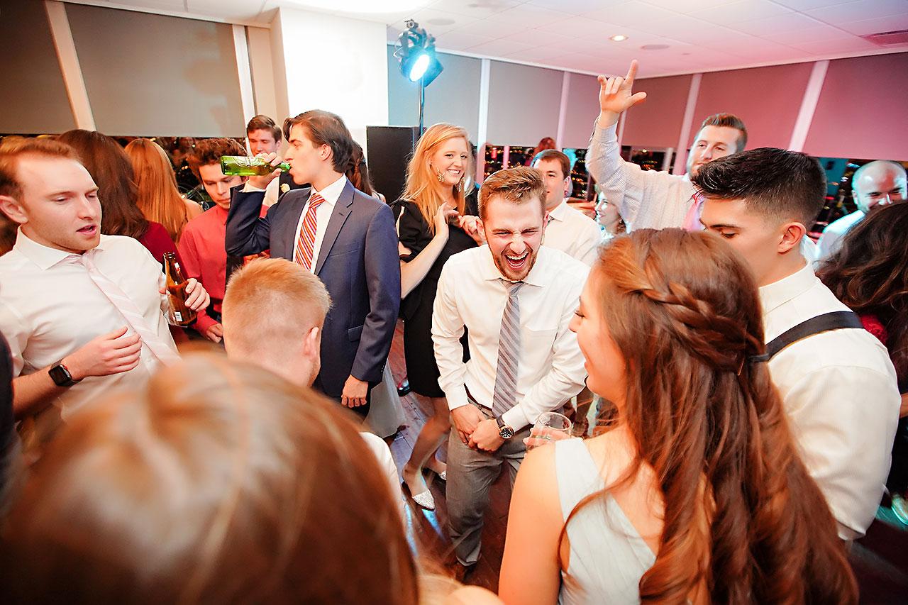 Courtney Areyan Sacred Heart and DAmore Indianapolis Wedding 333